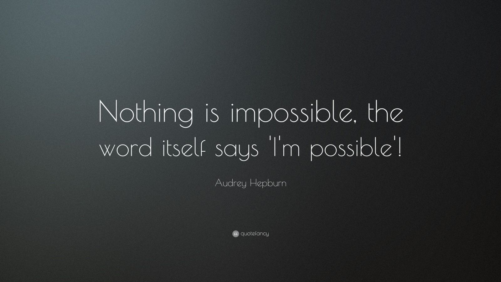 Audrey Hepburn Quotes (17 Wallpapers)