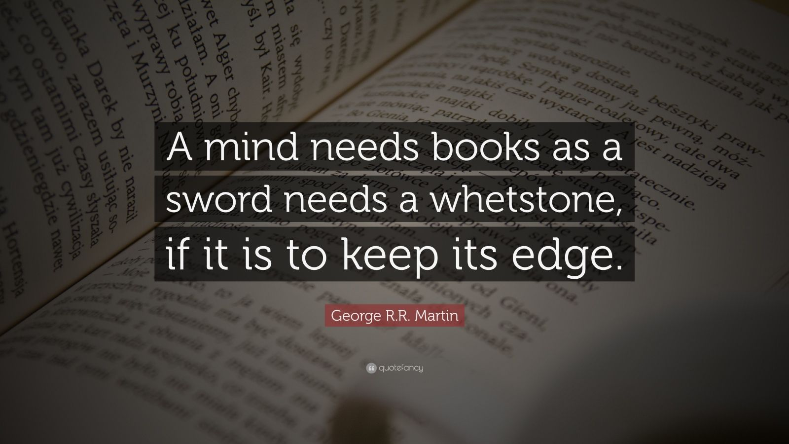 Quotes About Books And Reading (22 Wallpapers)