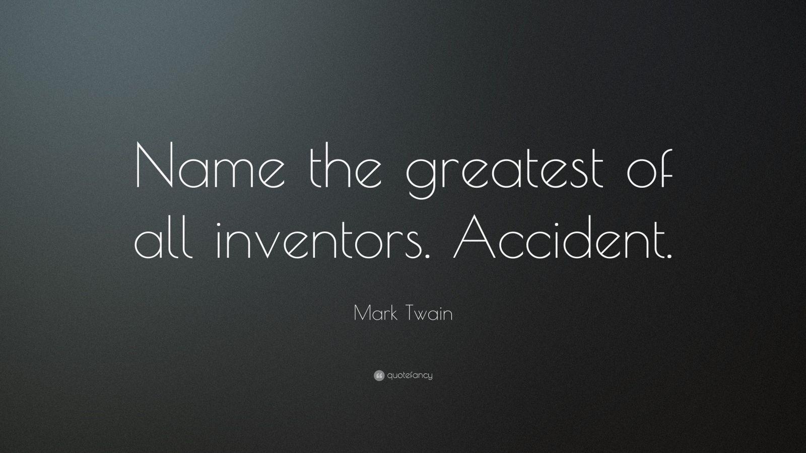 Fancy Quote Mark Twain Wallpaper