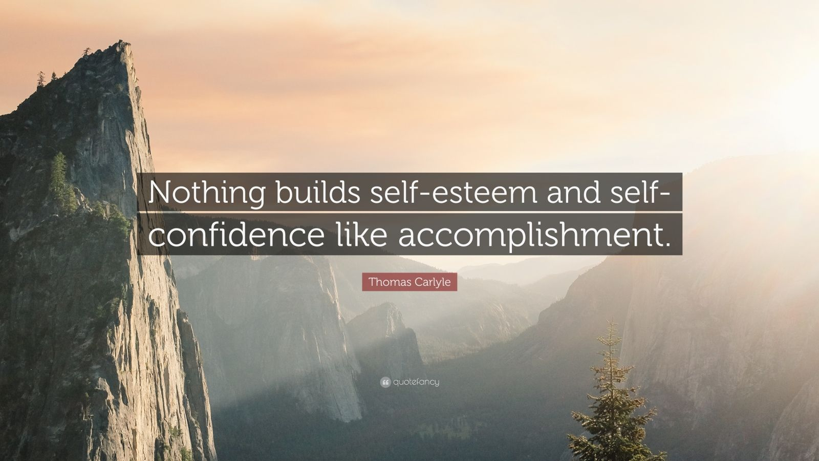 thomas carlyle quotes 100 quotefancy thomas carlyle quote nothing builds self esteem and self confidence like accomplishment