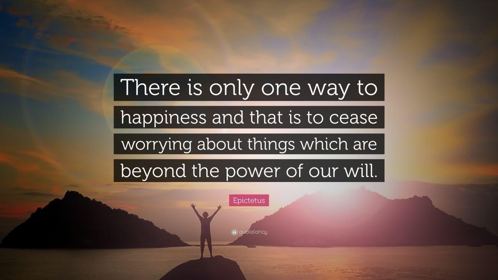 Beautiful Epictetus Quotes