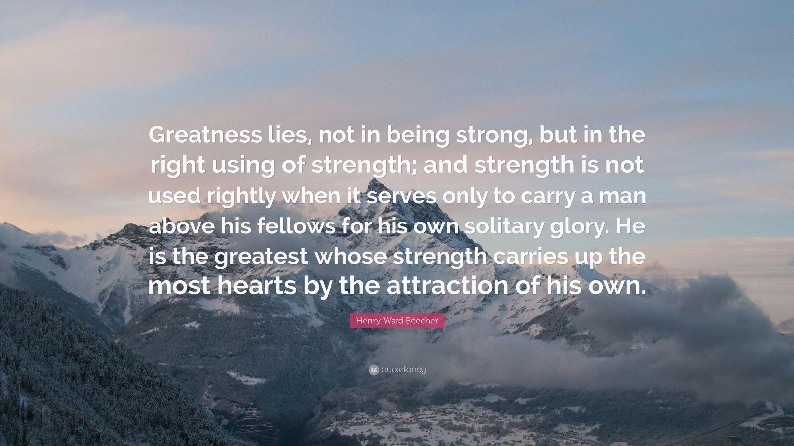 A Prayer Praising God's Greatness