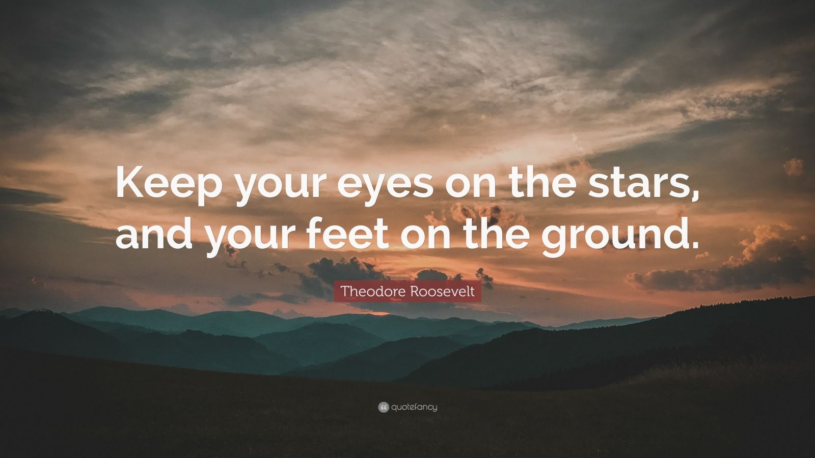 Stay Your Feet On The Ground Quotes