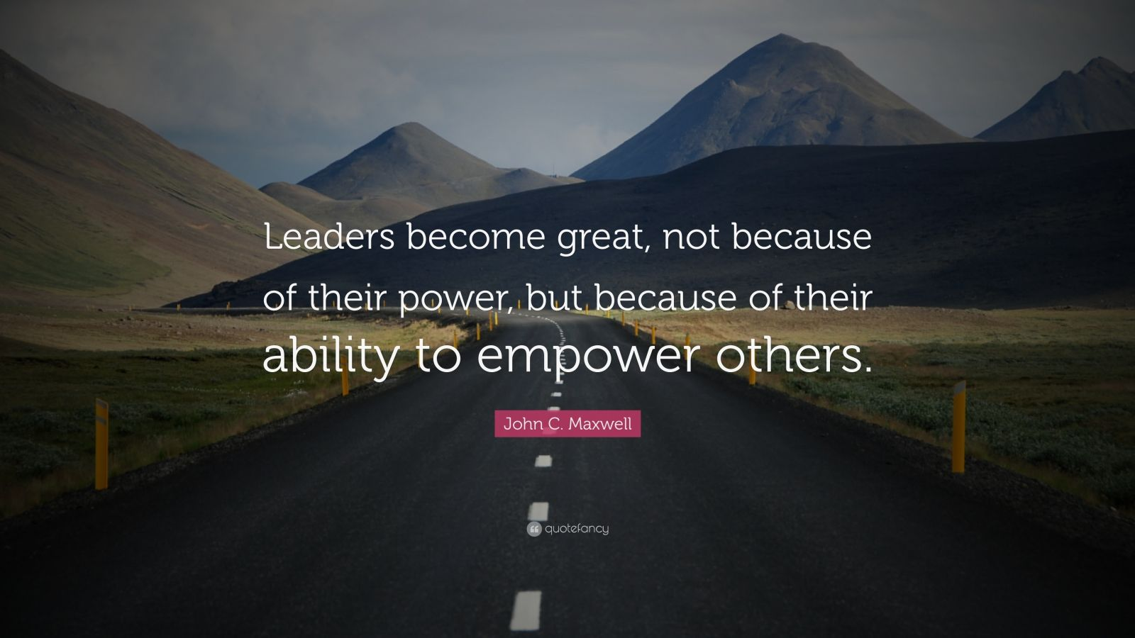 What Makes a Leader: The Ability to Empower Others