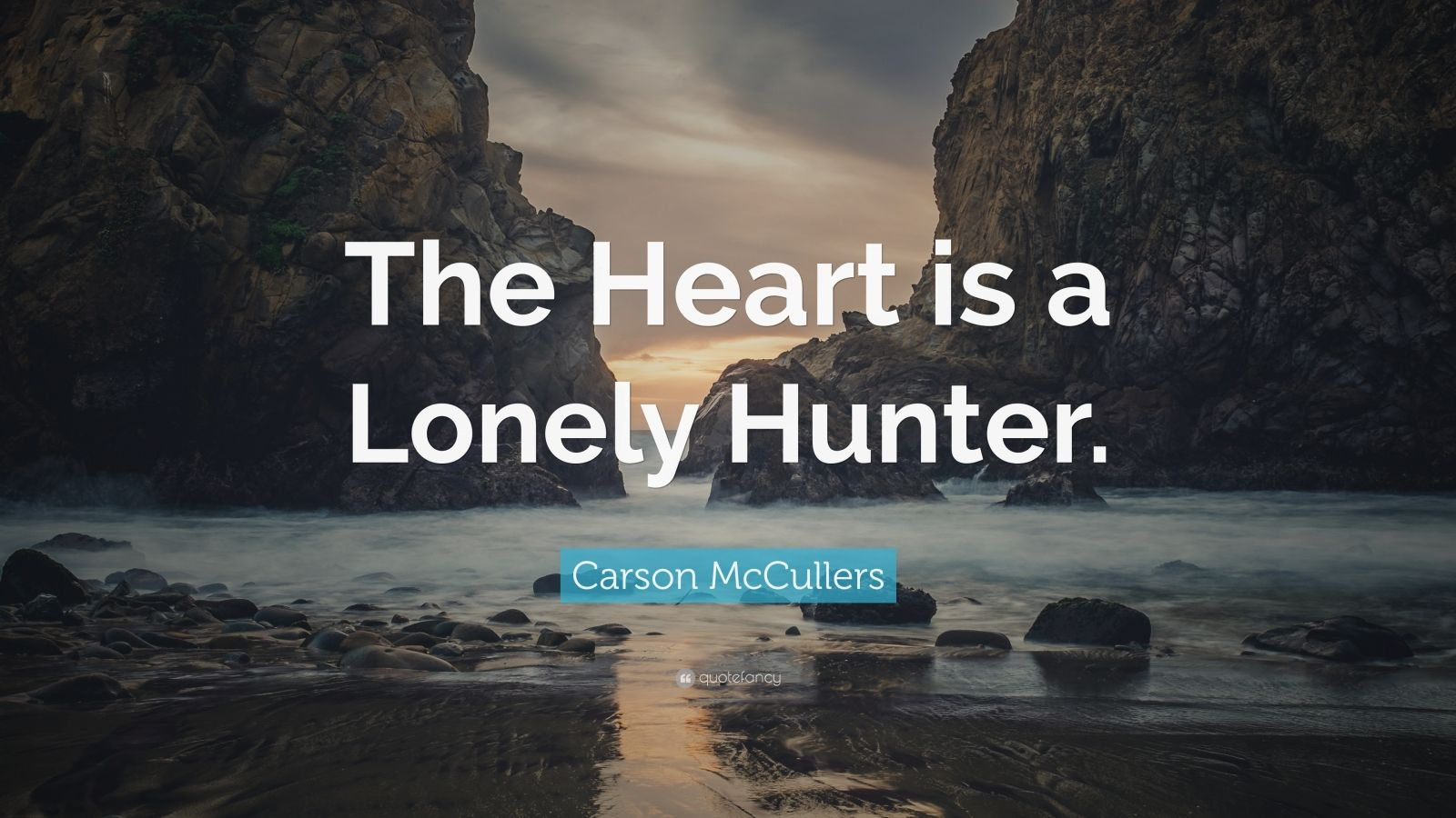 the different kinds of loneliness in carson mccullers the heart is a lonely hunter All of carson mccullers's fiction, from the heart is a lonely hunter (1940) through the member of the wedding (1946), the ballad of the sad cafe (1951) and clock without hands (1961), is.