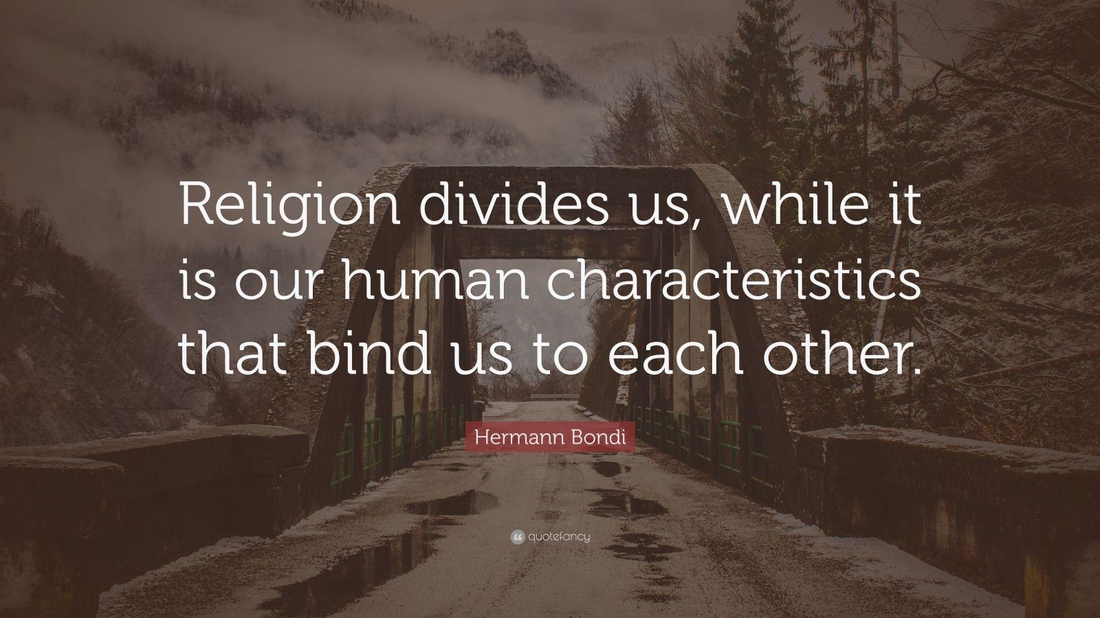 religion divides Putnam rd, campbell de american grace: how religion divides and unites us new york: simon & schuster 2010.
