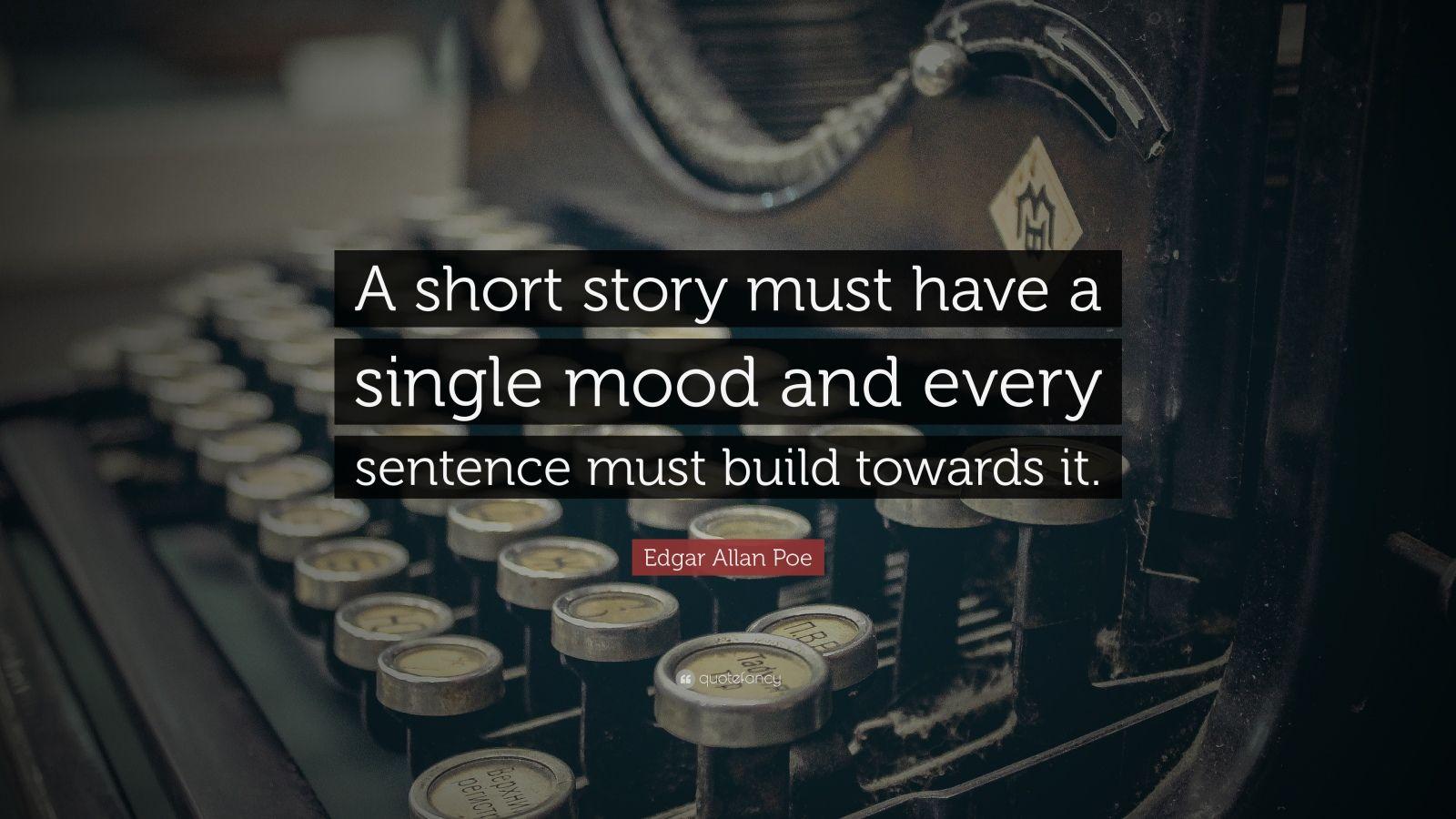 edgar allan poe short story essay