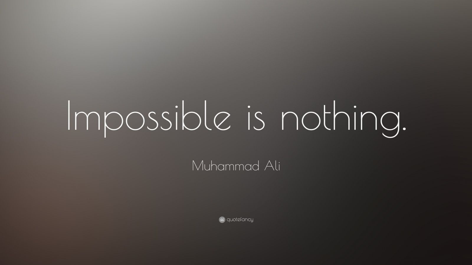 Adidas – Impossible is Nothing: the beginning | JLFC | Ali ...