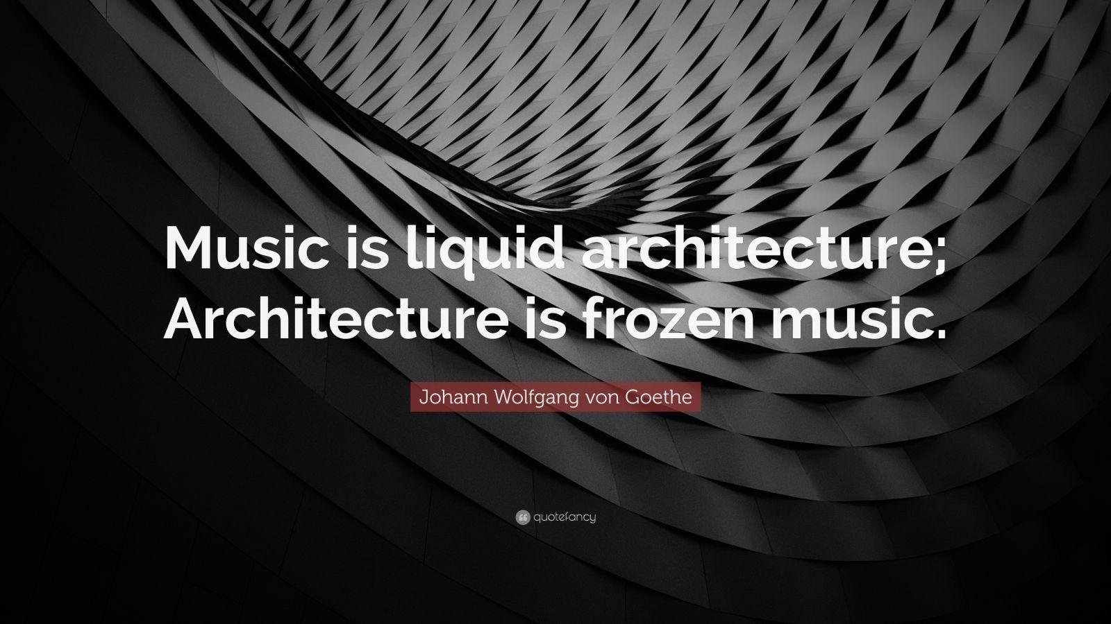 architecture is frozen music pdf