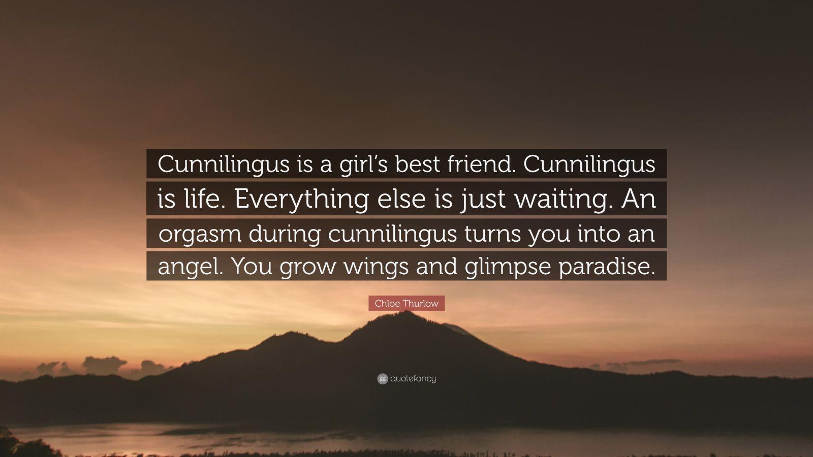 Le paradis du cunnilingus
