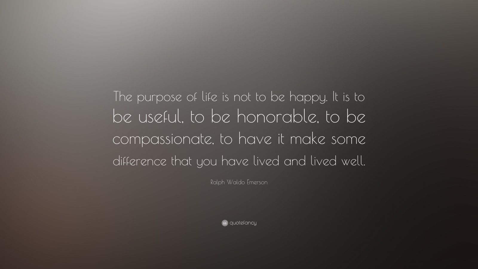 essay on the purpose of life is to be happy