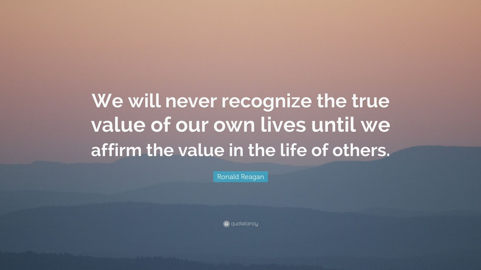 5 values of my life
