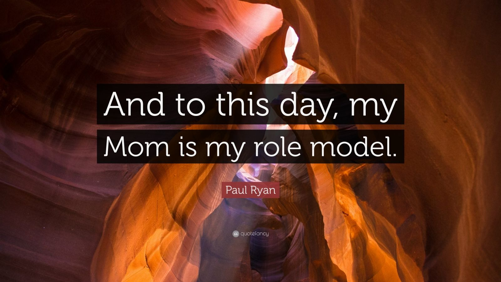 my role model my mom
