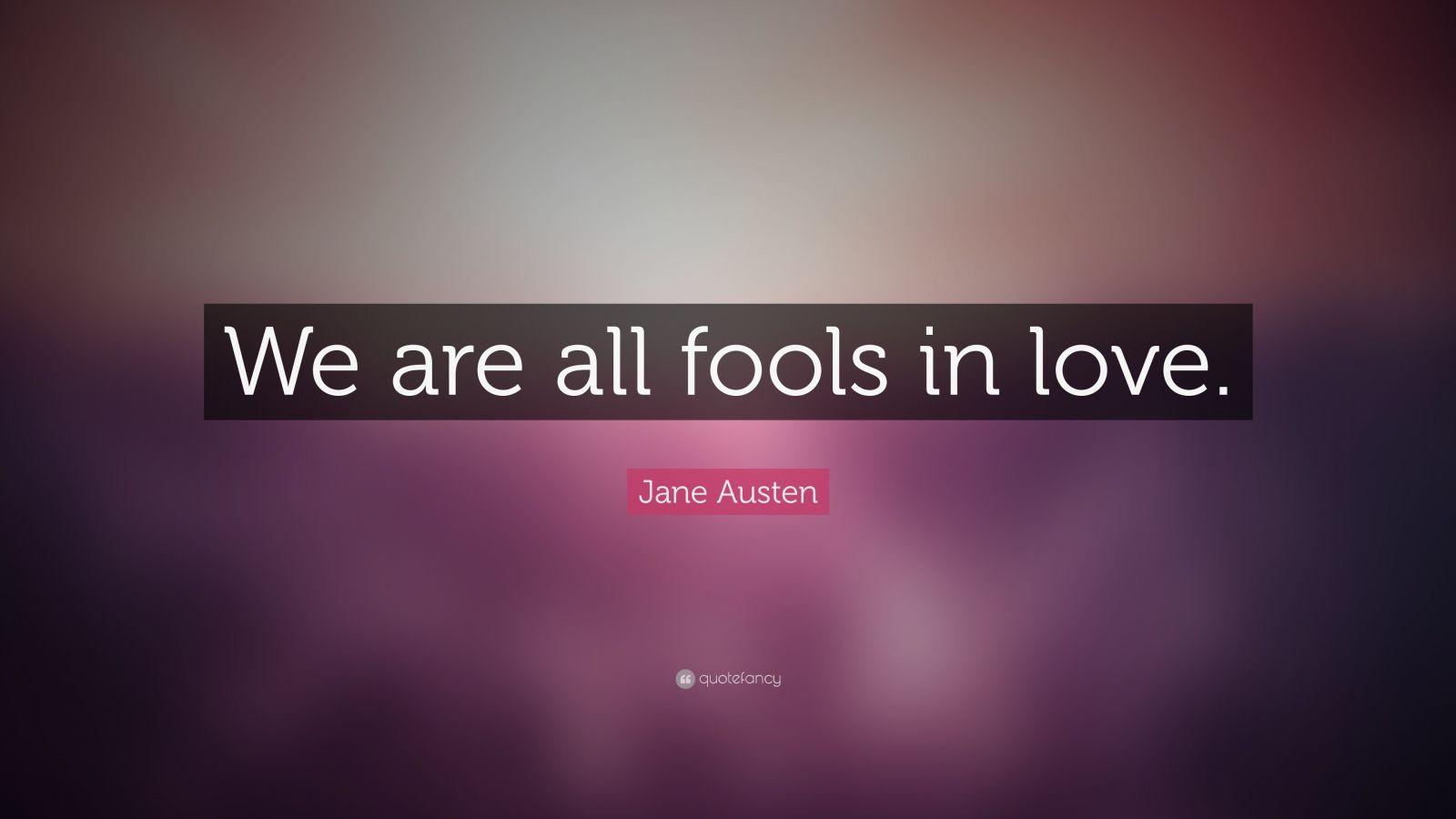 Jane Austen Quotes On Love