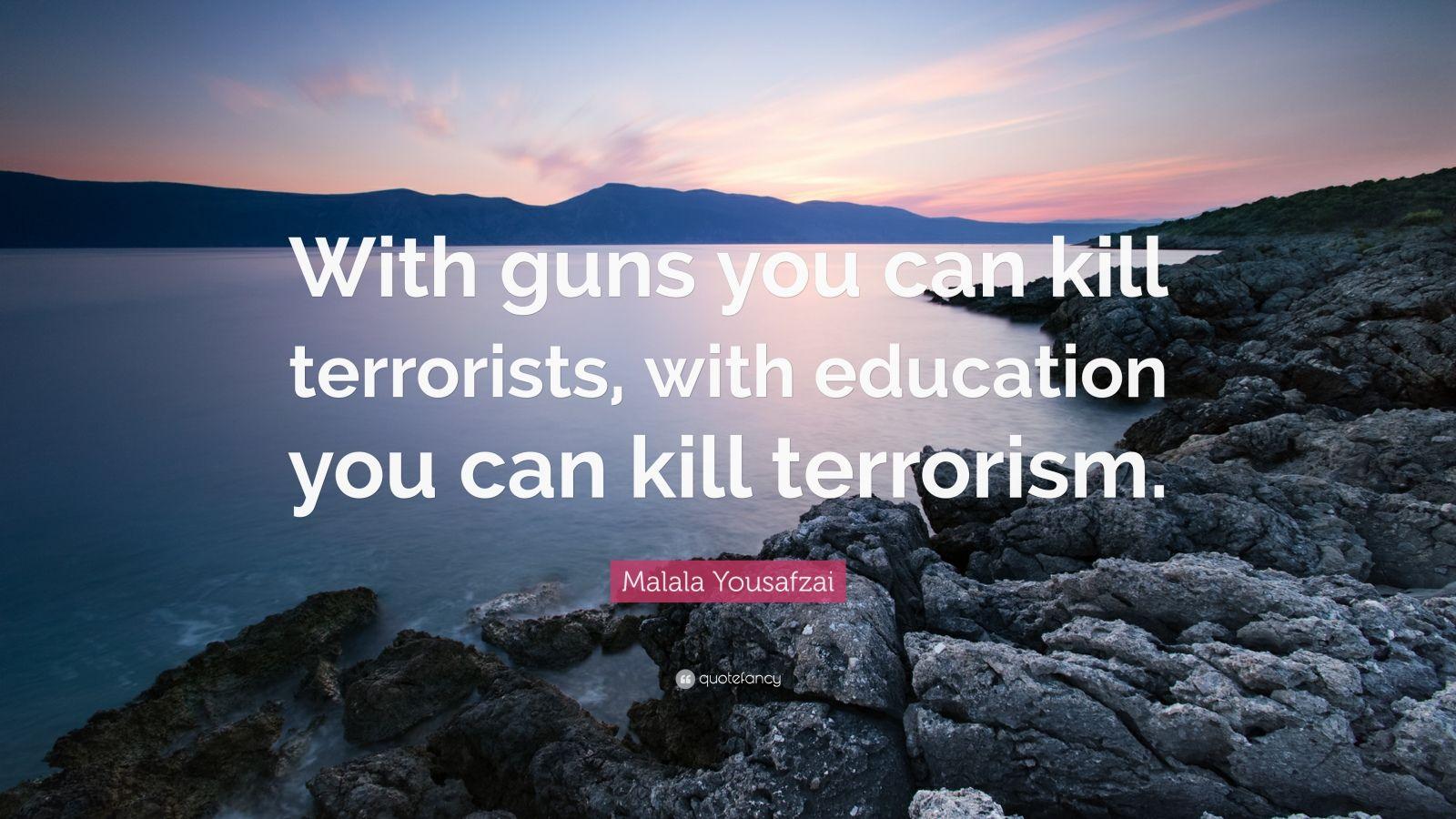 Malala Yousafzai Quotes 100 Wallpapers Quotefancy