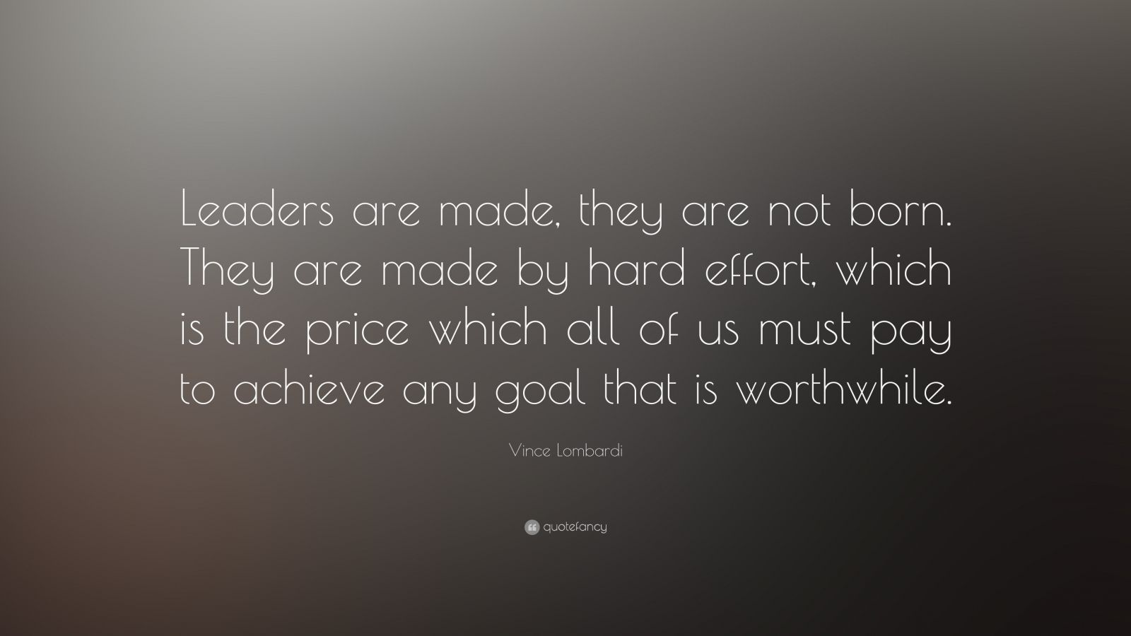 essay on leaders are not born but made