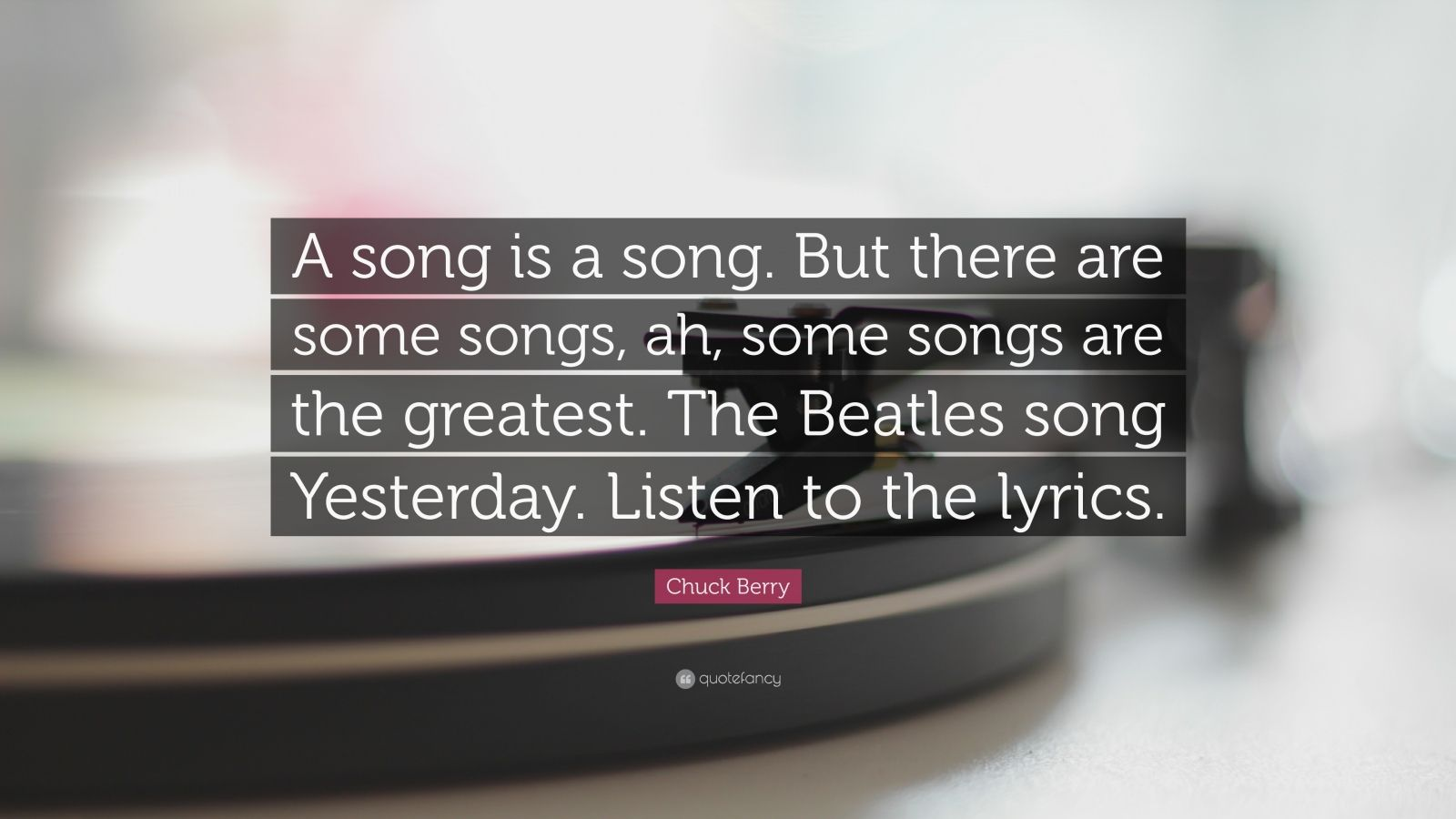 CHUCK BERRY LYRICS - SONGLYRICS.com