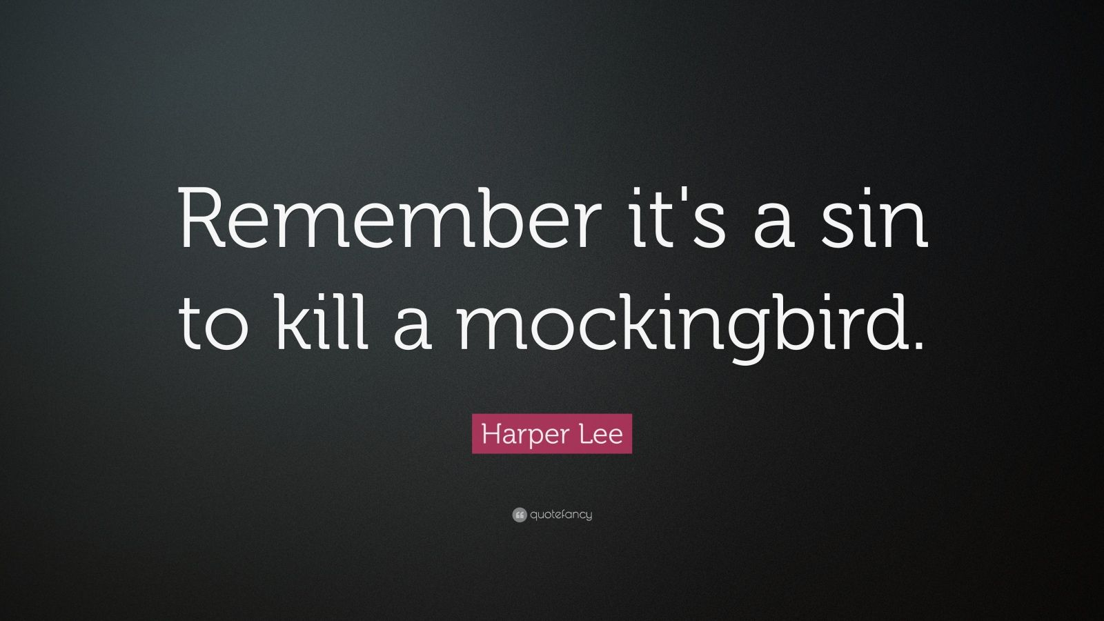 mockingbird quotes Adored for his courage and integrity, atticus finch is one of the most iconic literary heroes of the 20th century.