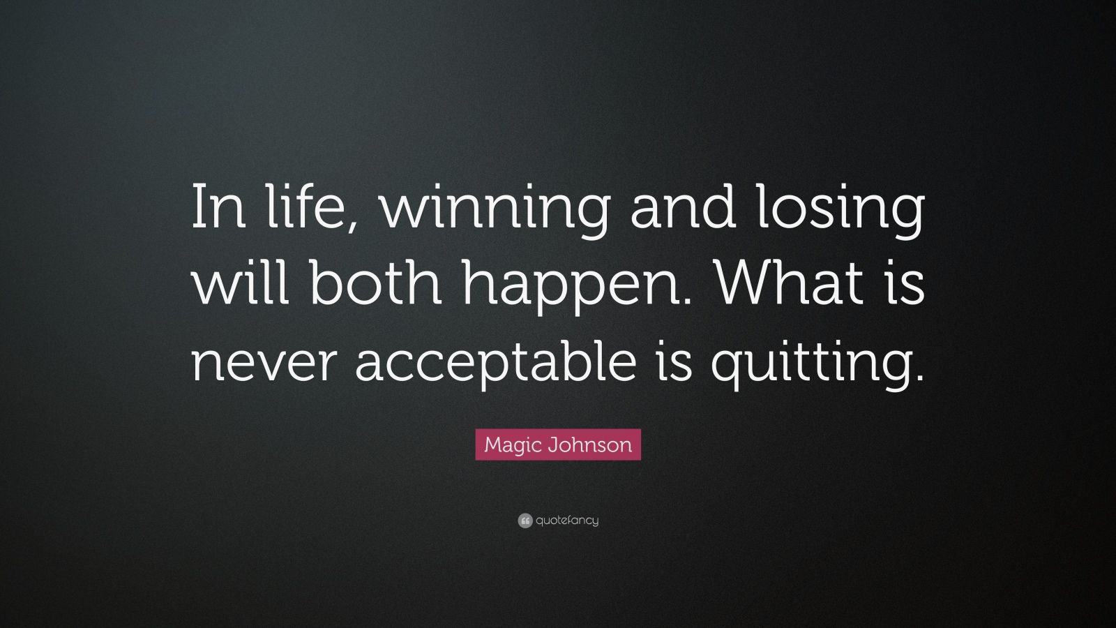 winning and losing Life is competitive – some kids can do something faster or better than other kids can this might not seem fair, but all people are different.