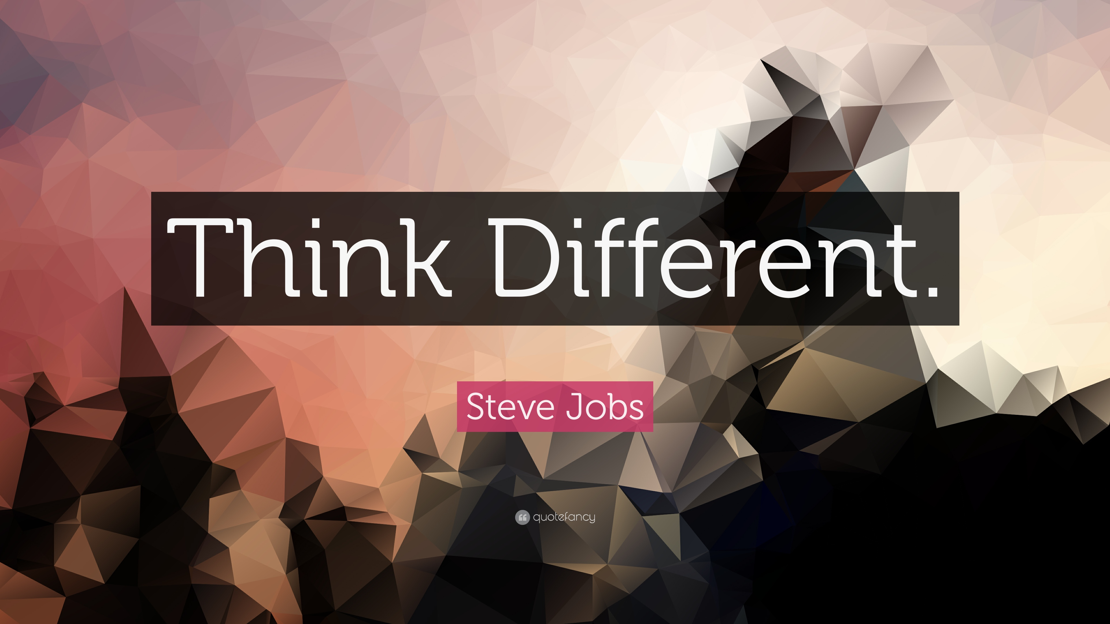 """Elon Musk Quotes >> Steve Jobs Quote: """"Think Different."""" (21 wallpapers ..."""