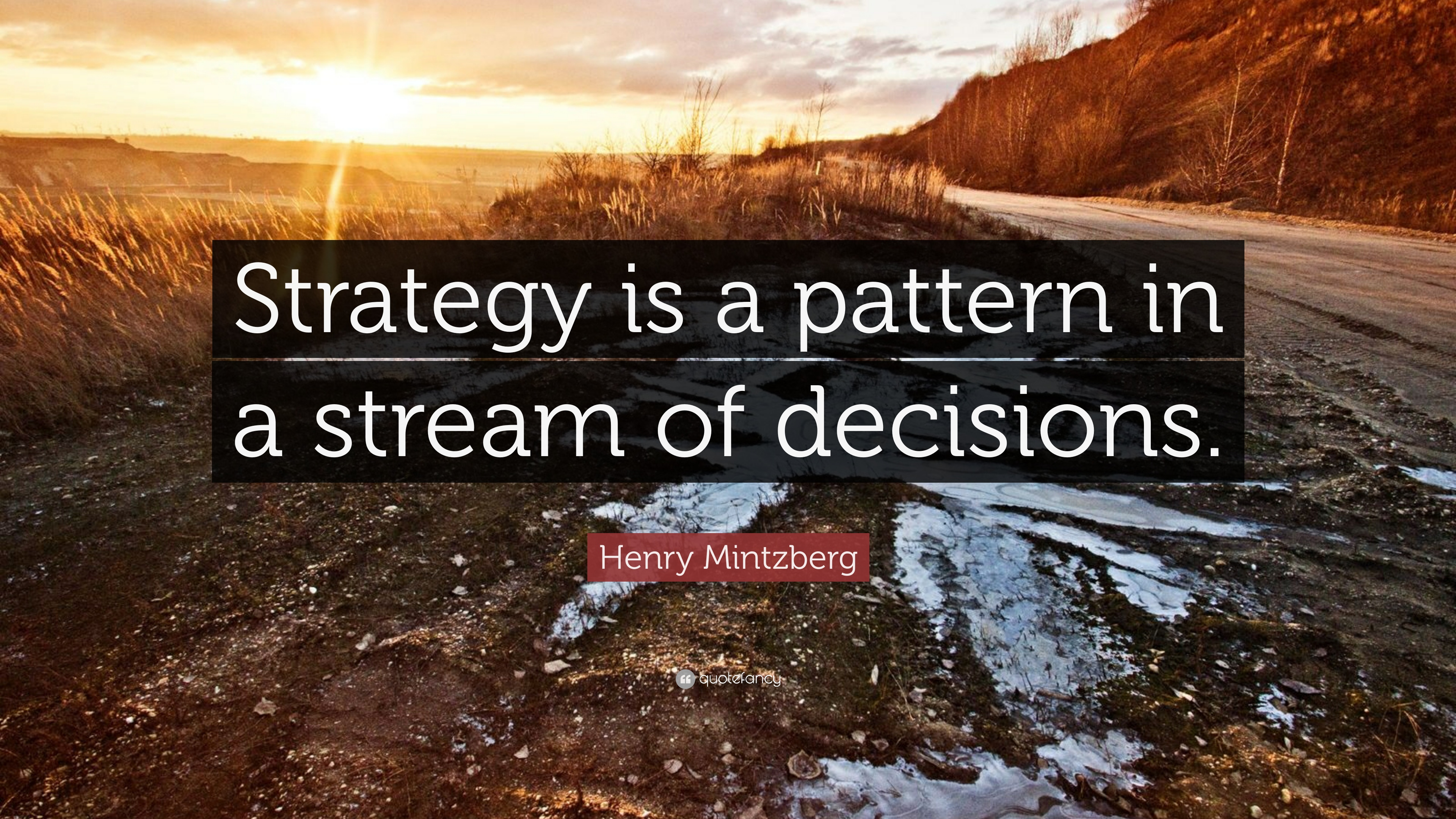Decision Making: It's not what we think. It's also what we see. And what we do too.