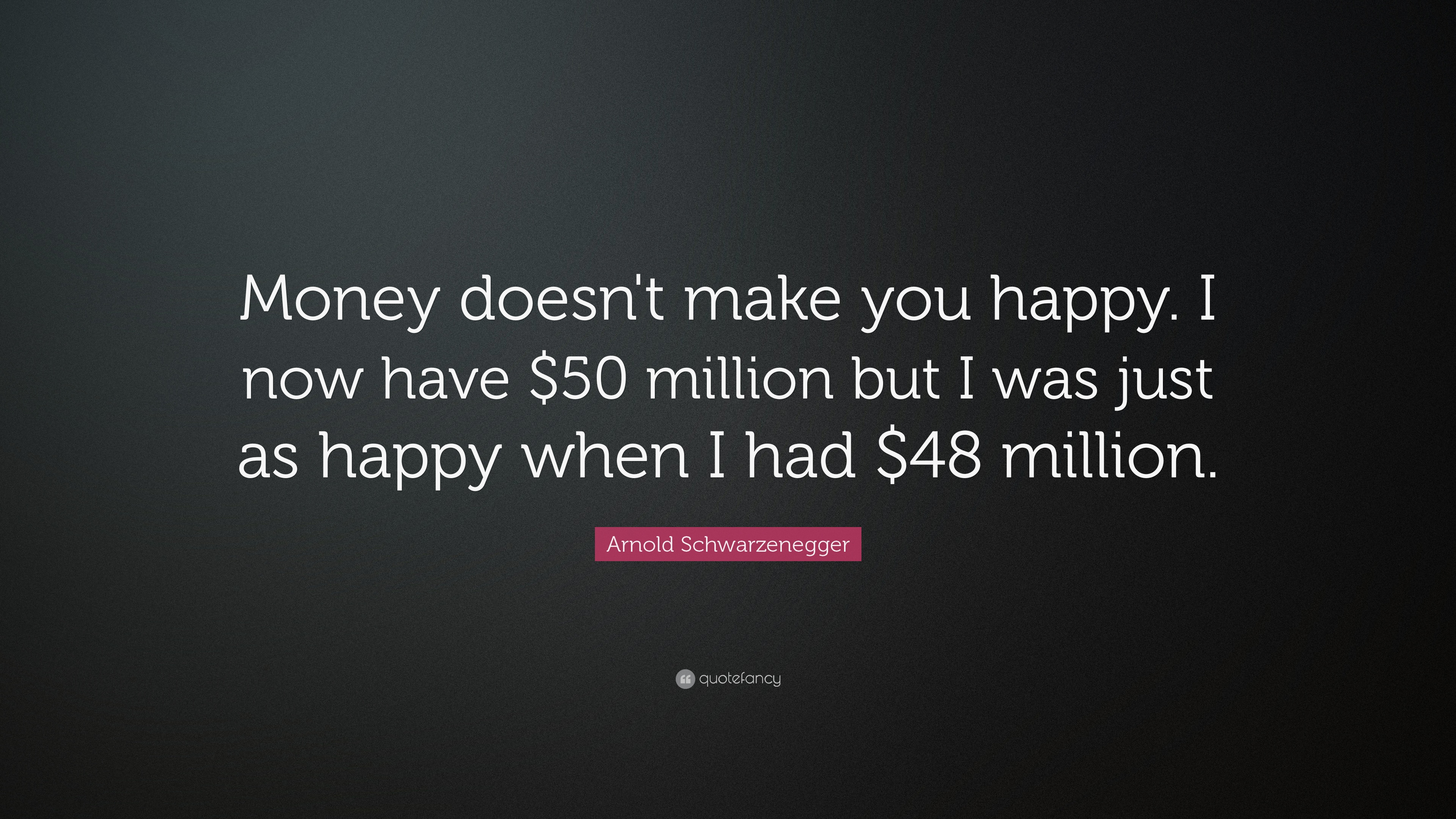 Now you happy