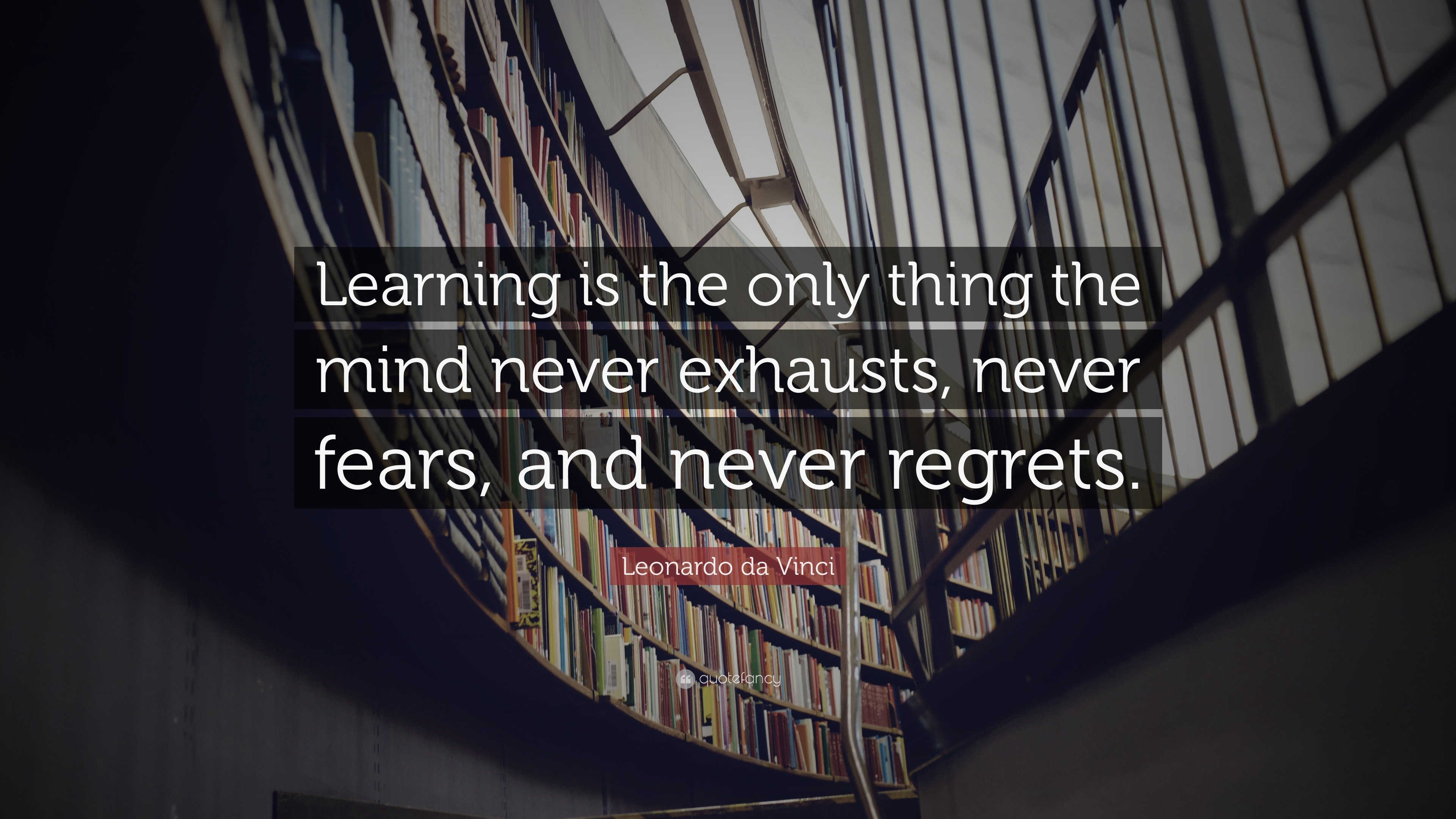 Image result for learning never exhausts the mind