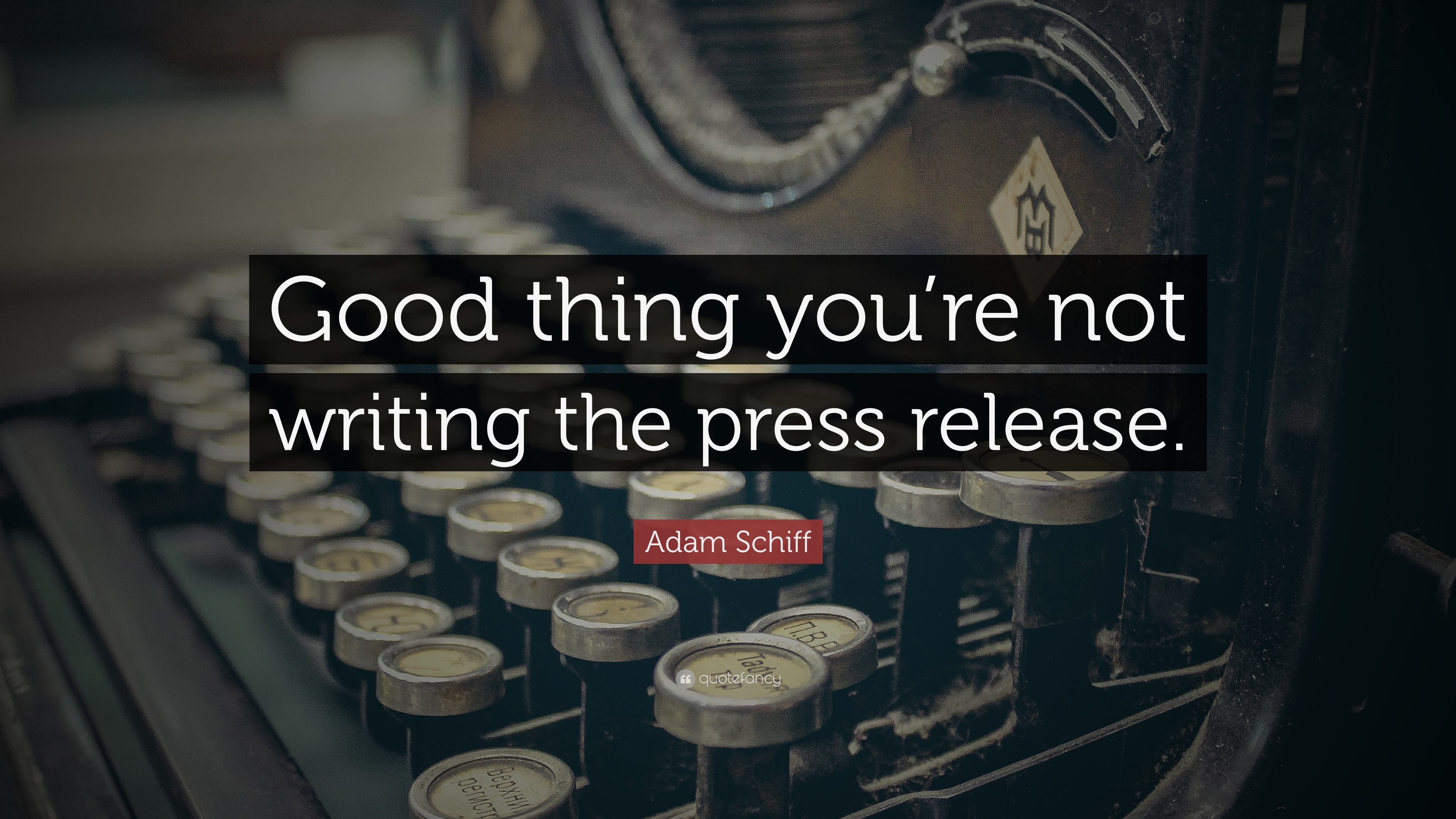 how to write a good press release quote