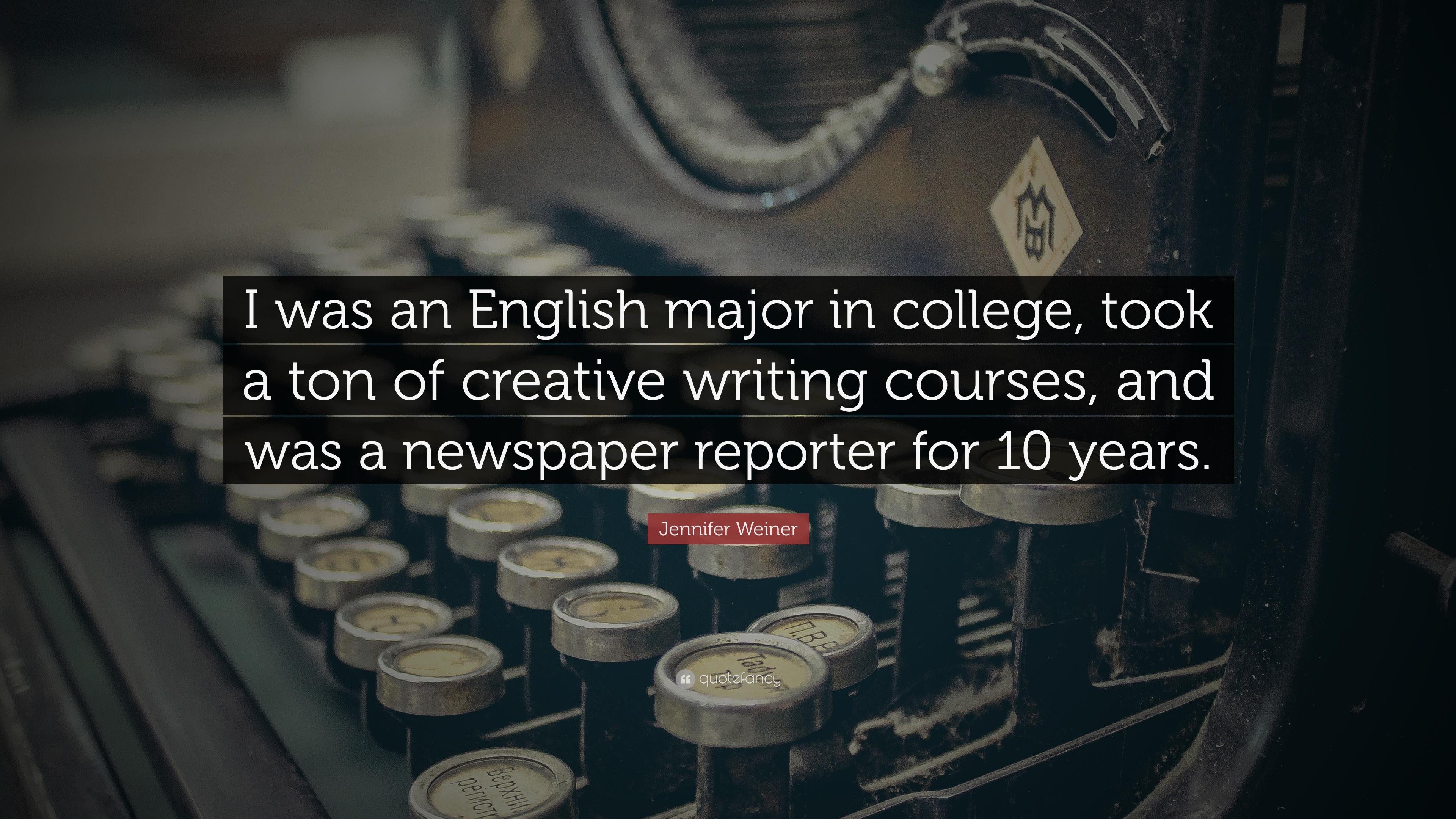 should i major in english or creative writing 10 truths only creative writing majors know creative writing majors are definitely more misunderstood than the typical english major, but creative writing.