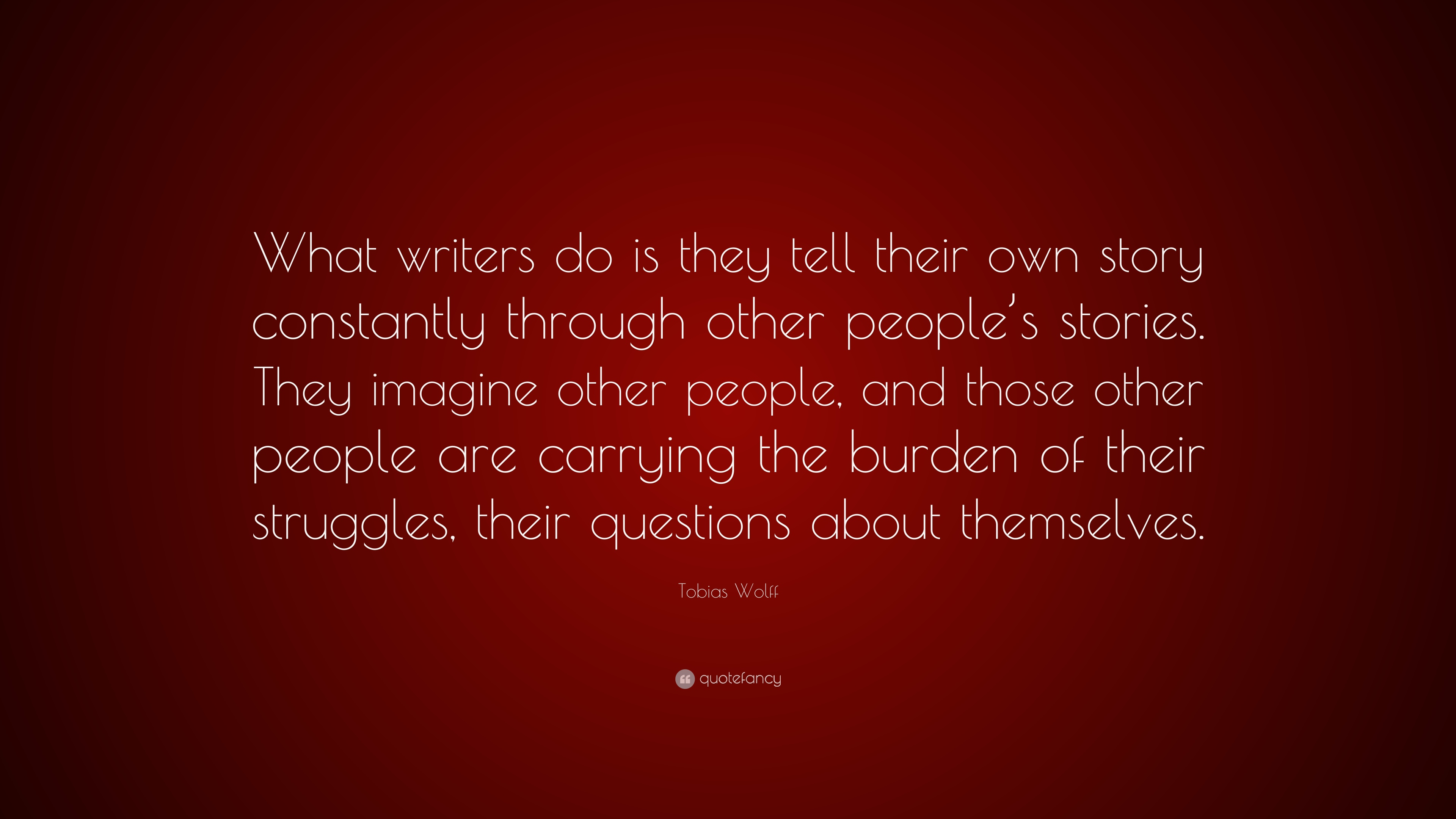 how do writers tell a story How to hire a screenwriter to write your life story or great movie idea sit down and tell your story to a close friend and tape record your re-telling of the story.