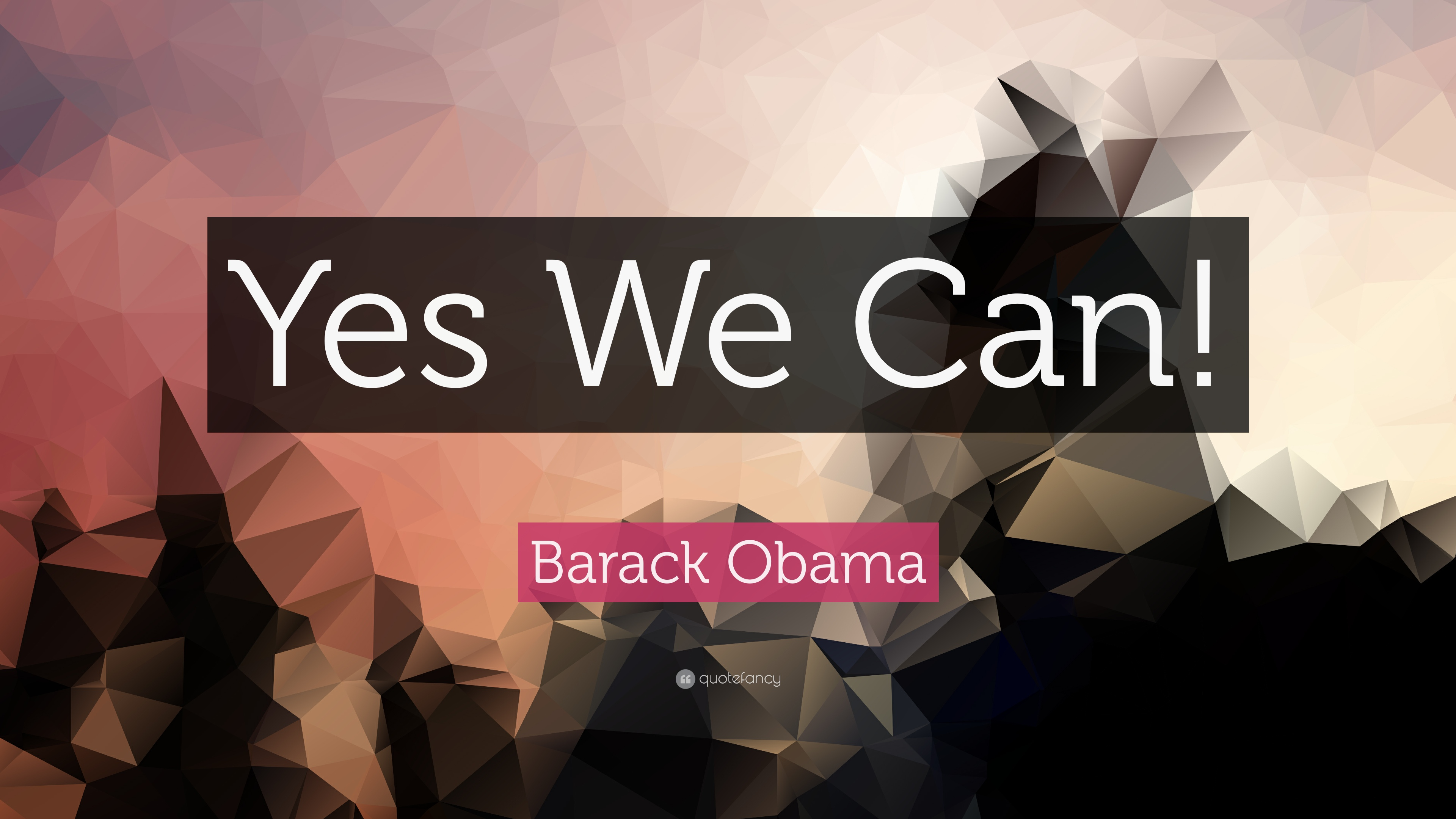 Barack Obama Quotes Yes We Can Barack Obama Quote: �...
