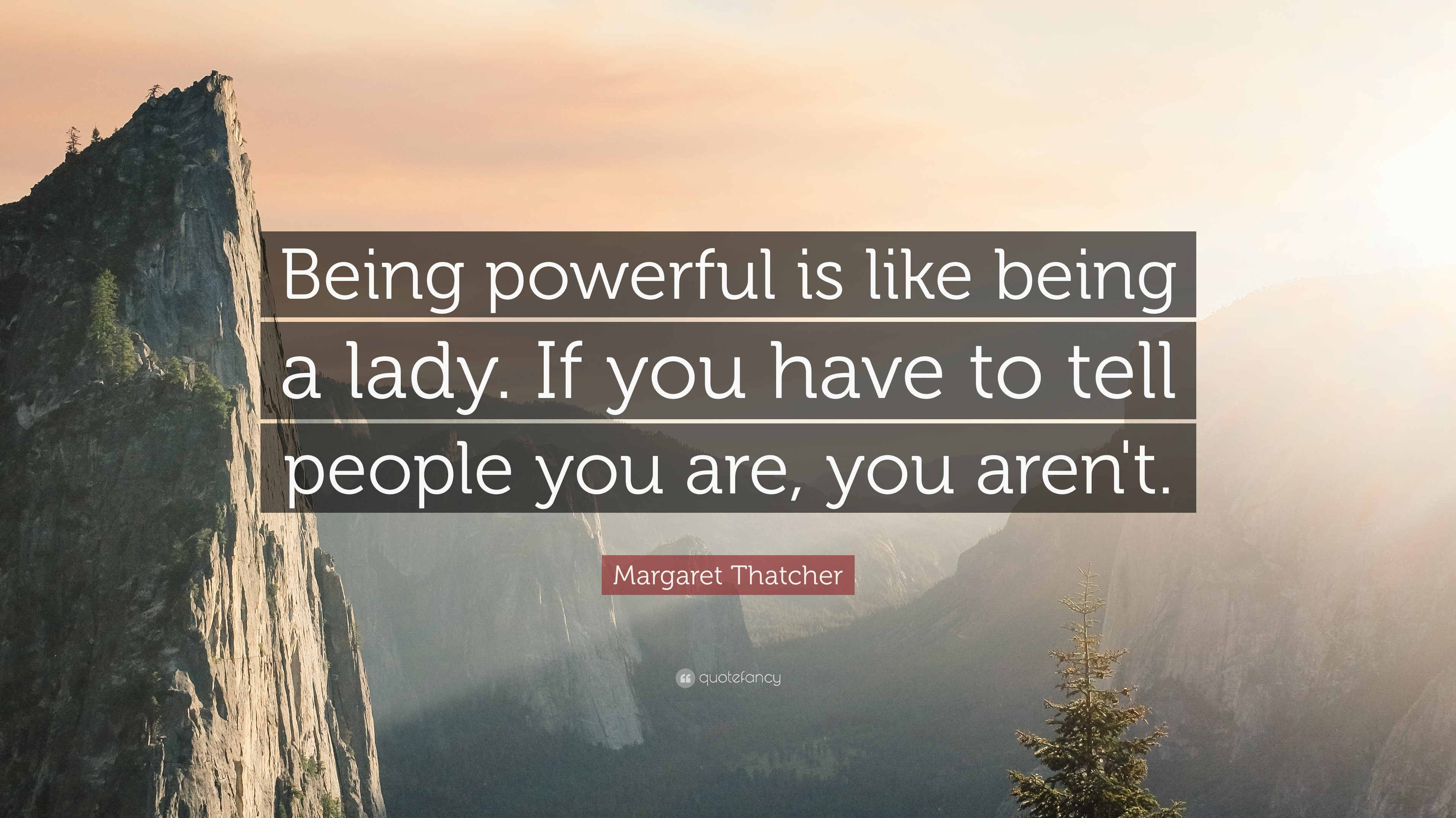 Quotes about being powerful