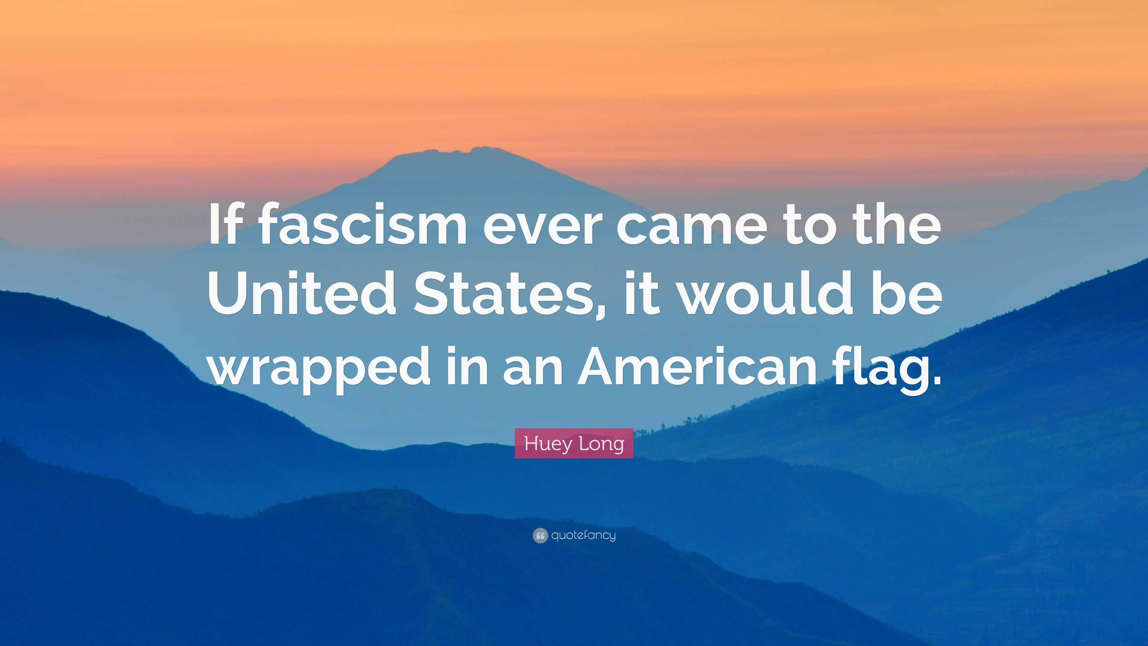 The Characteristics Of Fascism In The United States Homework Help