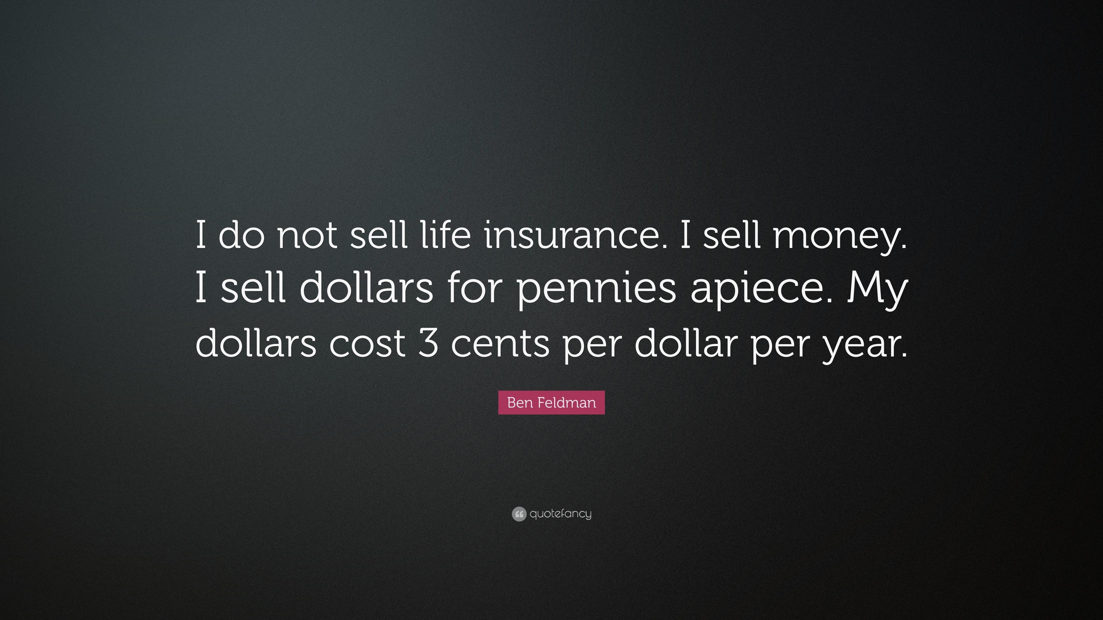 Life Insurance Quotes Progressive Ben Feldman Insurance Quotes  Raipurnews
