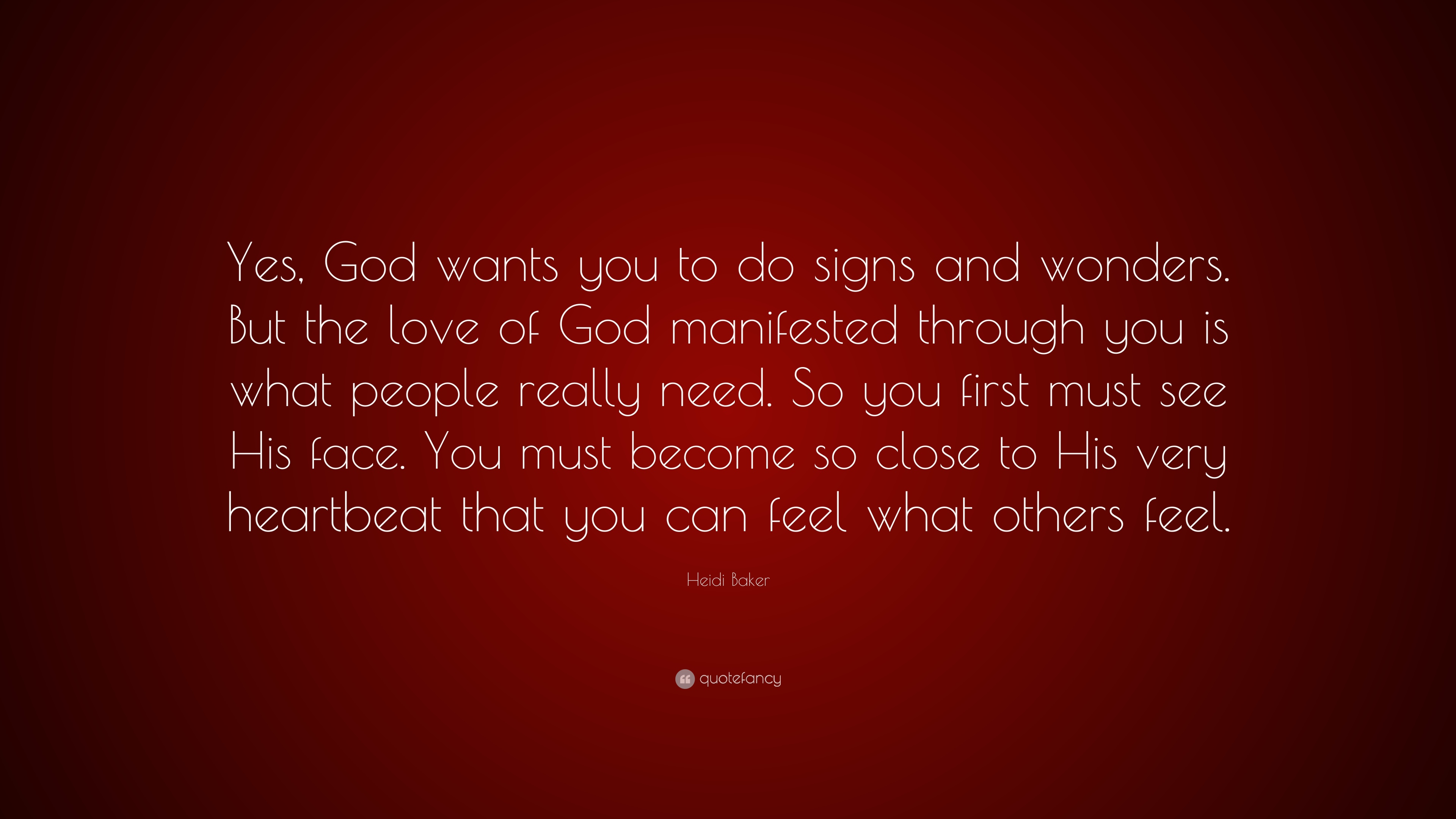 Signs god wants you to be with someone