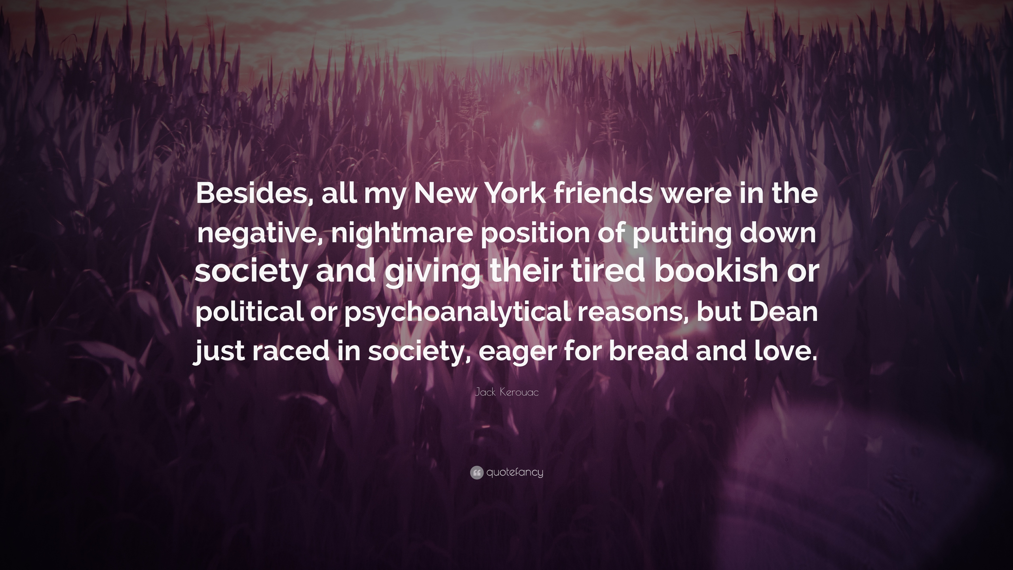 Jack Kerouac Quotes (100 Wallpapers)