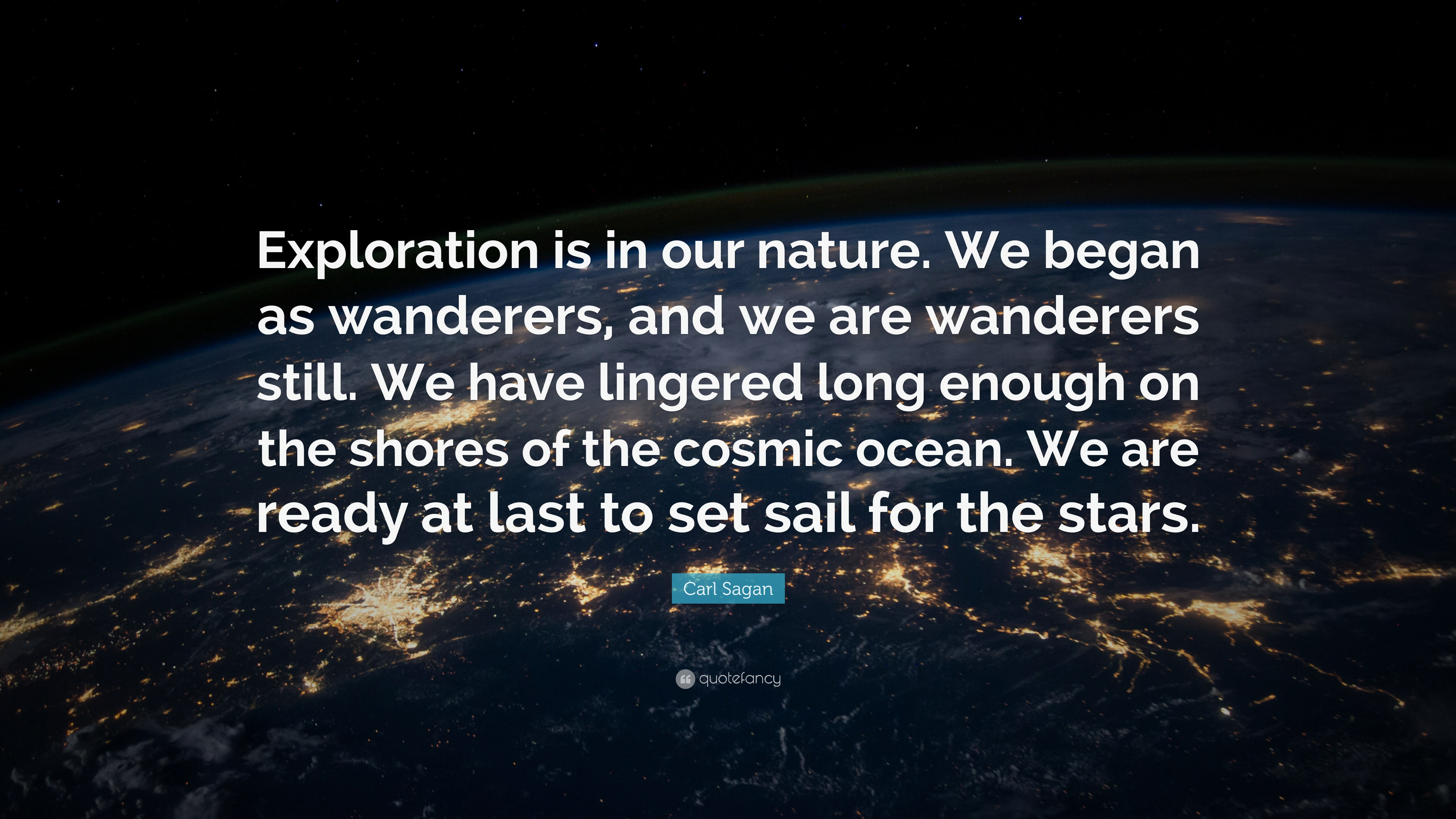 Carl Sagan Quotes (100 Wallpapers)