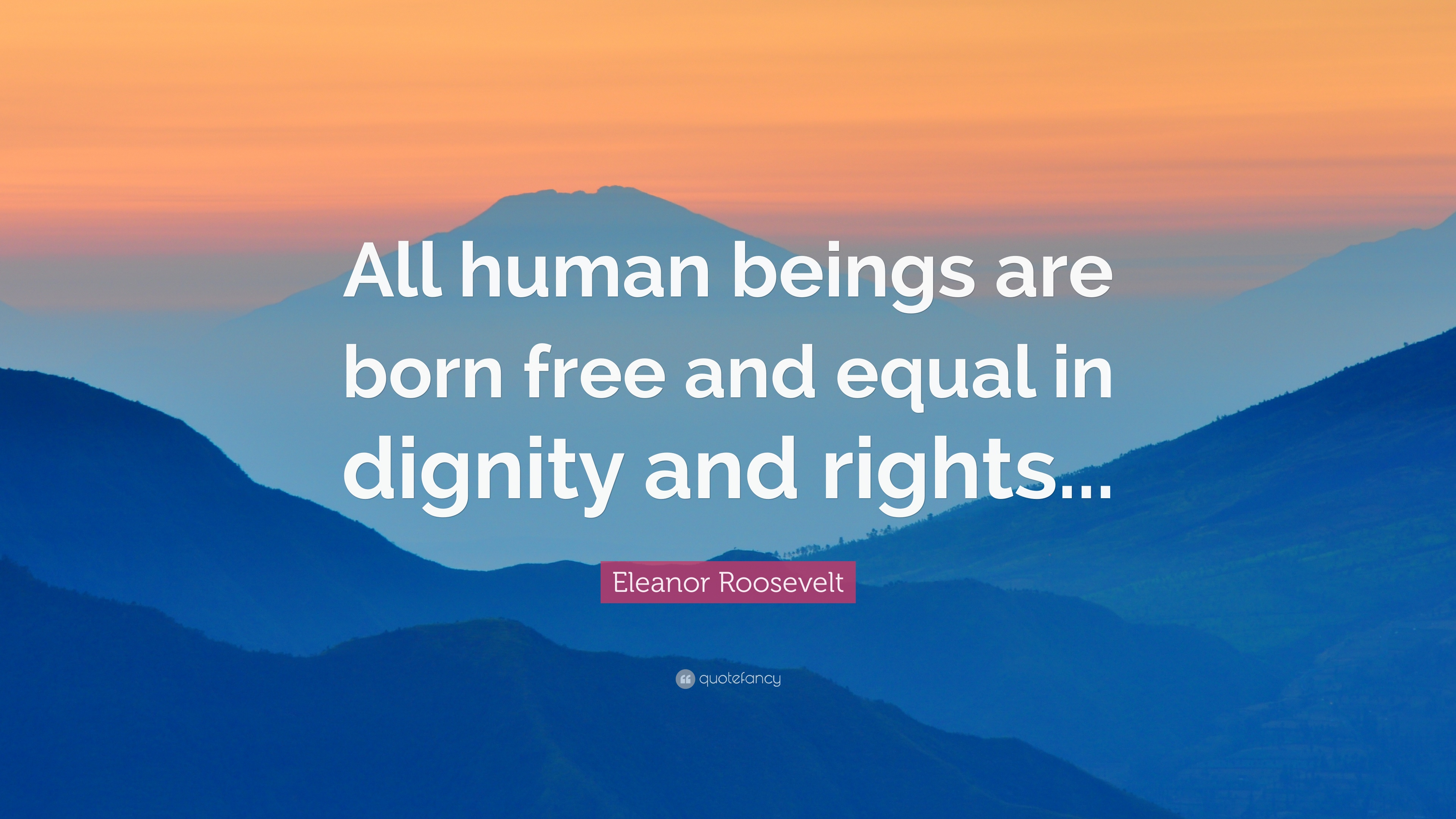 all human beings are born equal Everyone is born free and equal in dignity and rights all human beings are born free and equal in dignity all are equal before the law and are entitled without.