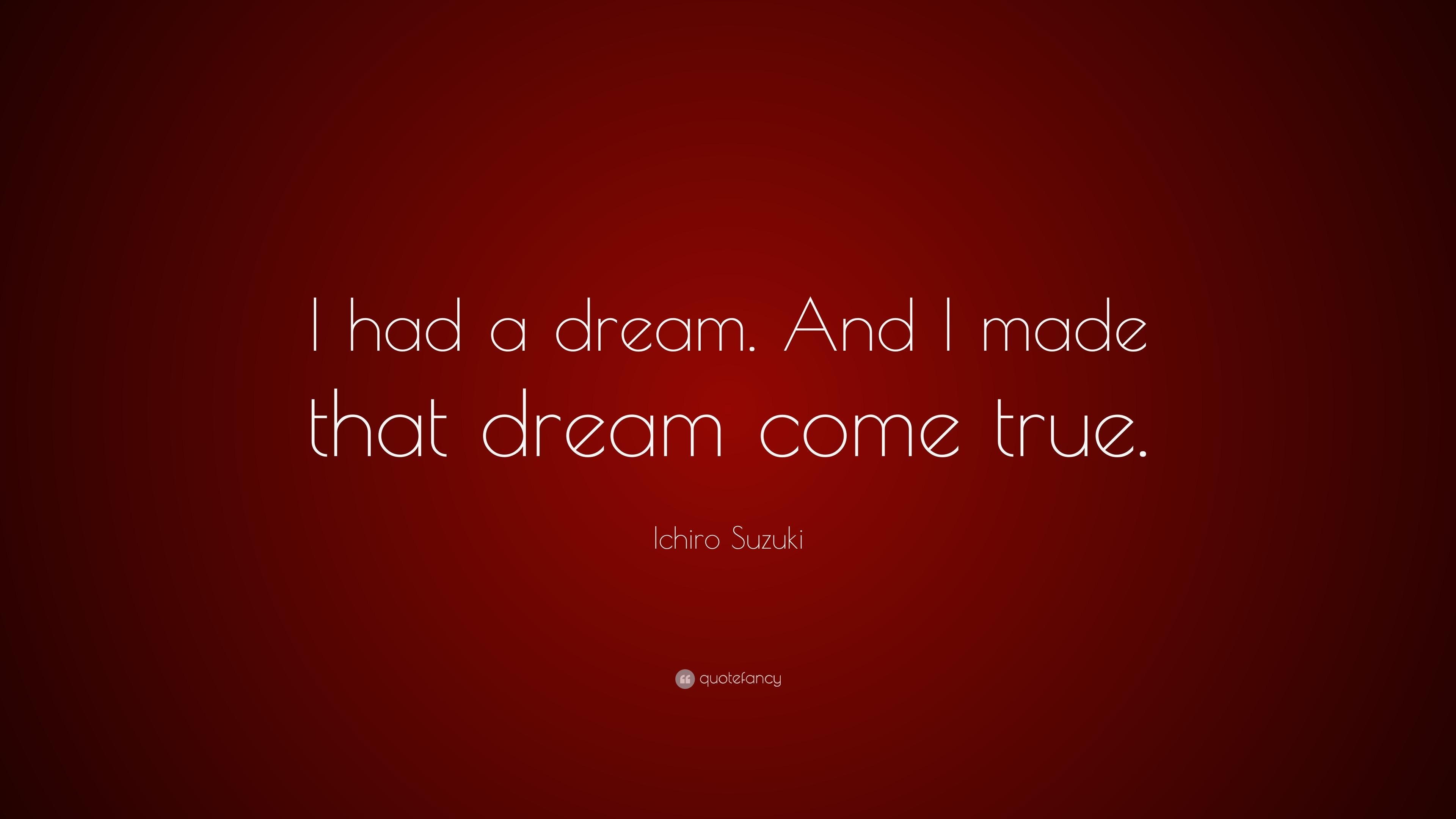 Ichiro Suzuki Quotes (22 wallpapers) - Quotefancy