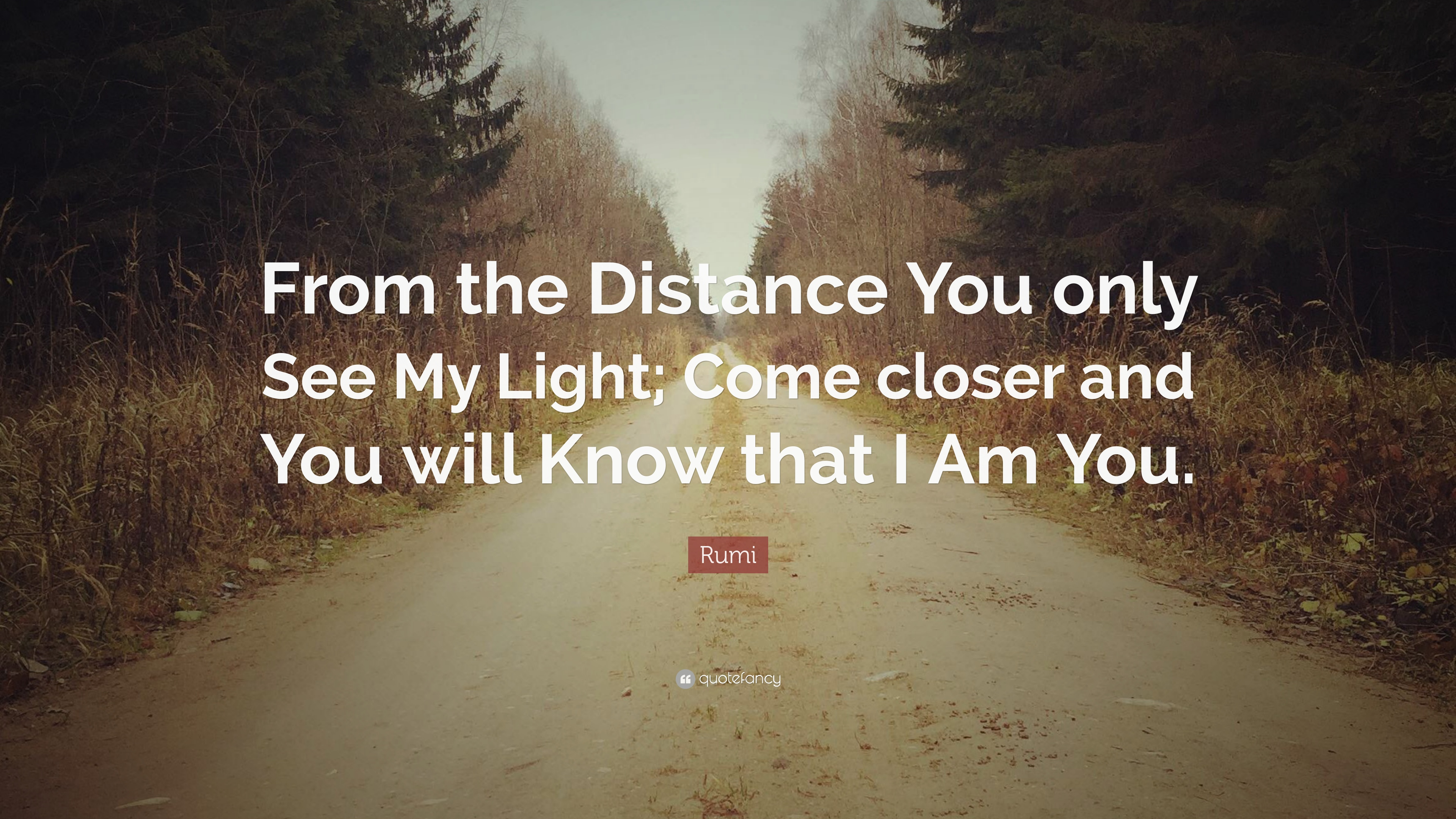 From a distance quotes
