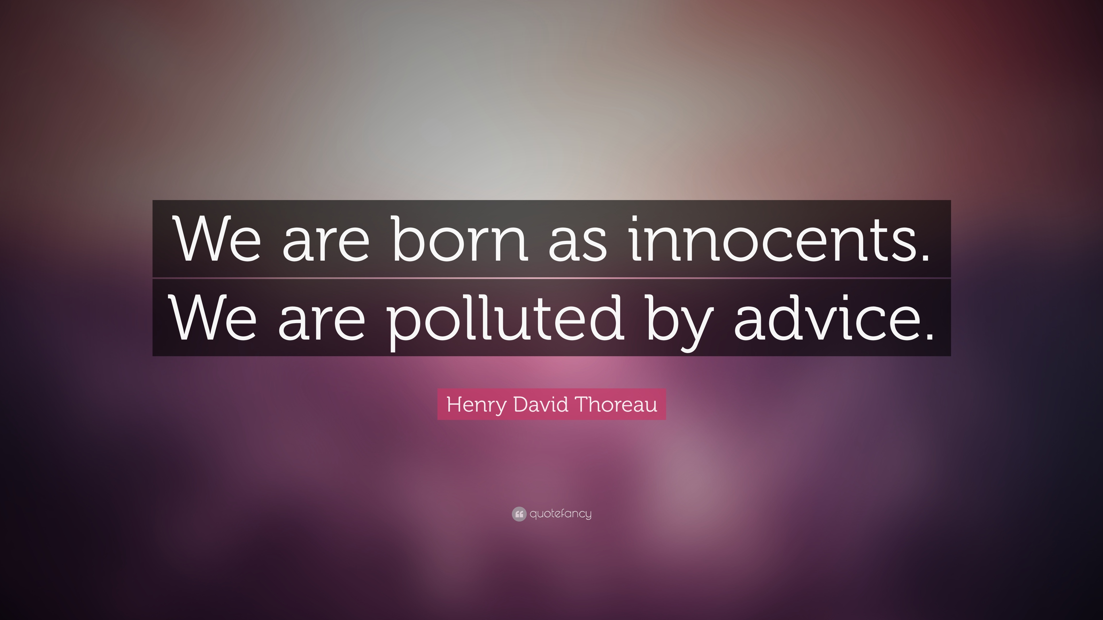 Henry David Thoreau Quotes Brainyquote
