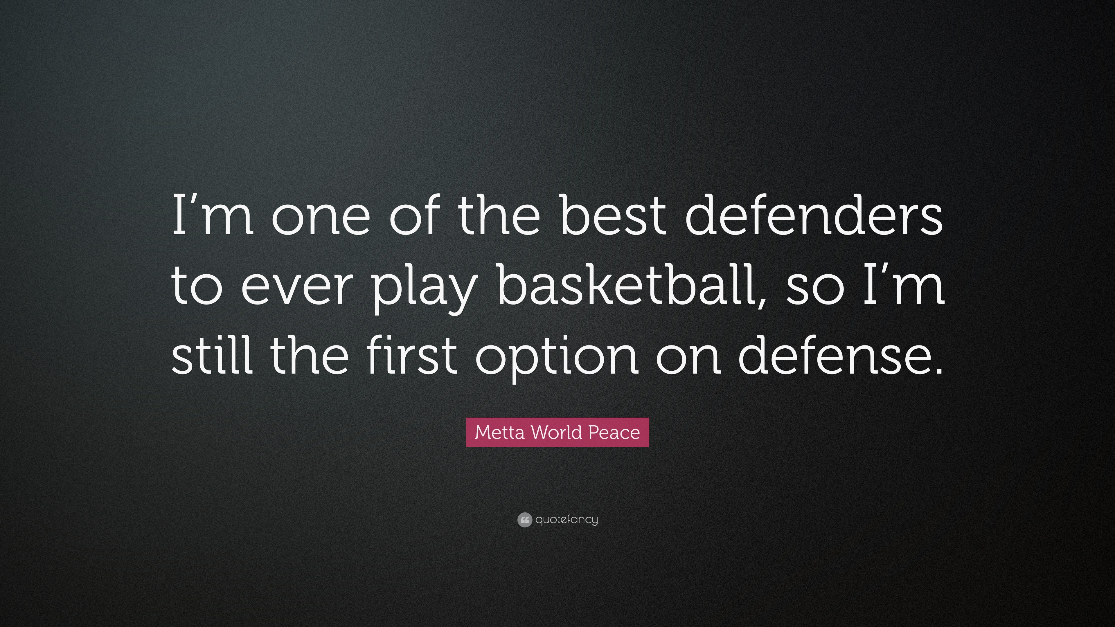 The best option is not to play