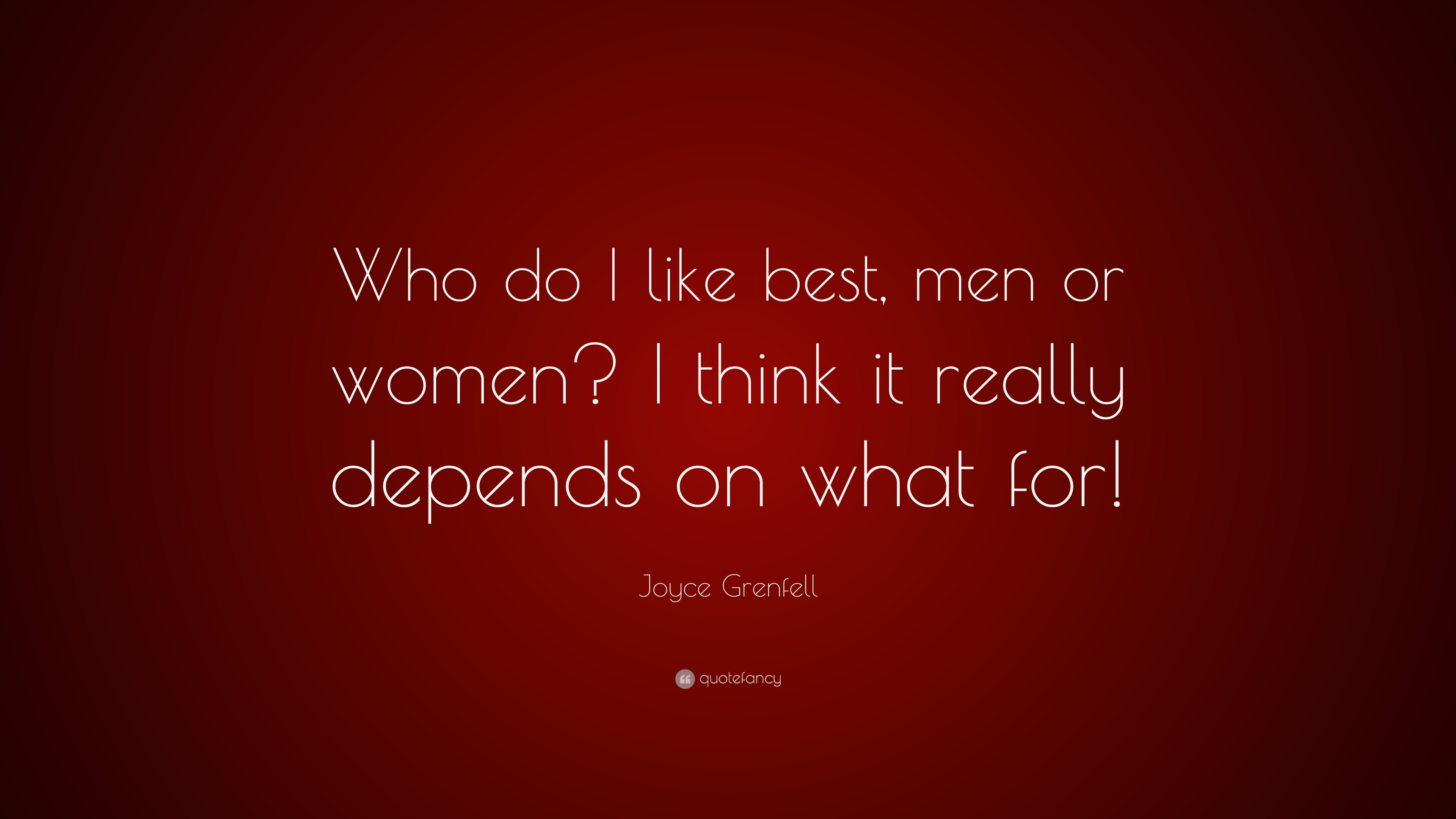 i think i like women