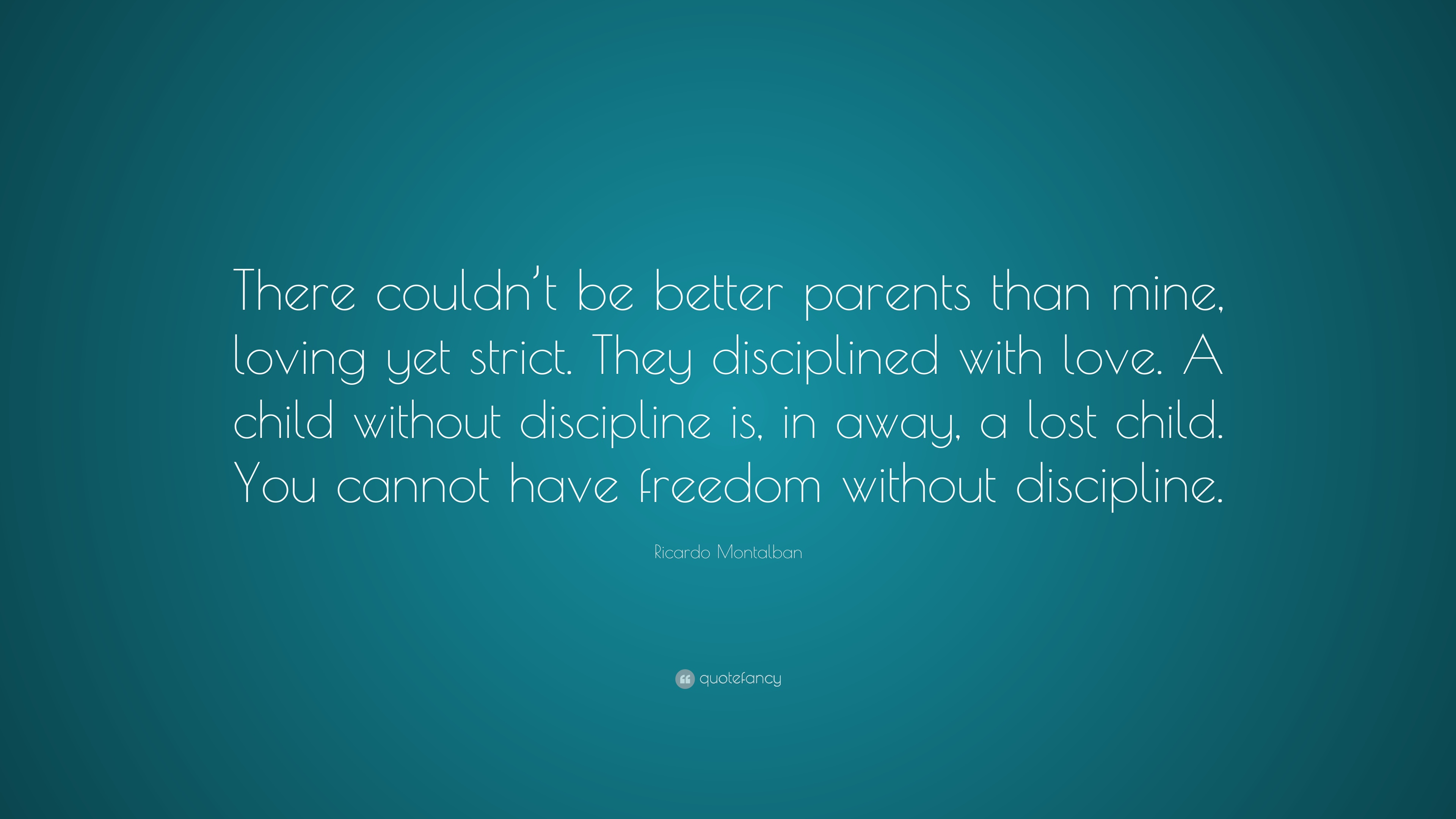 Quotes about parents being strict
