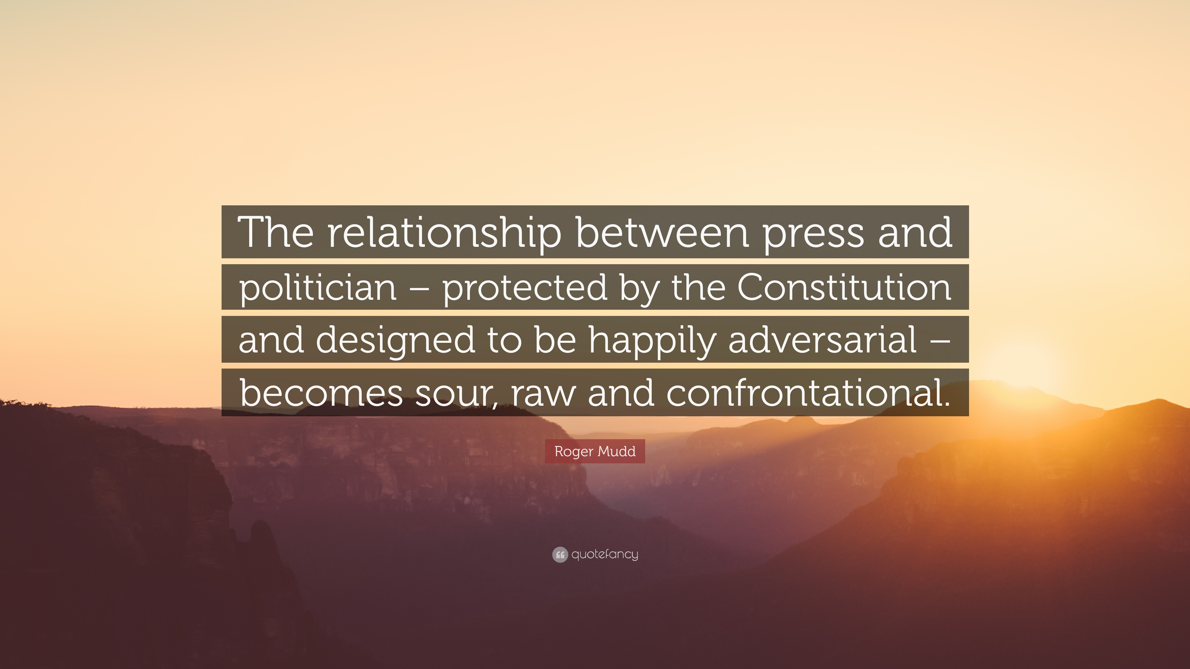 the relationship between the news media and reality Black youth and mass media: current research  relationship between black youth and the mass media prior to the 1960s the initial  a study of local television news.