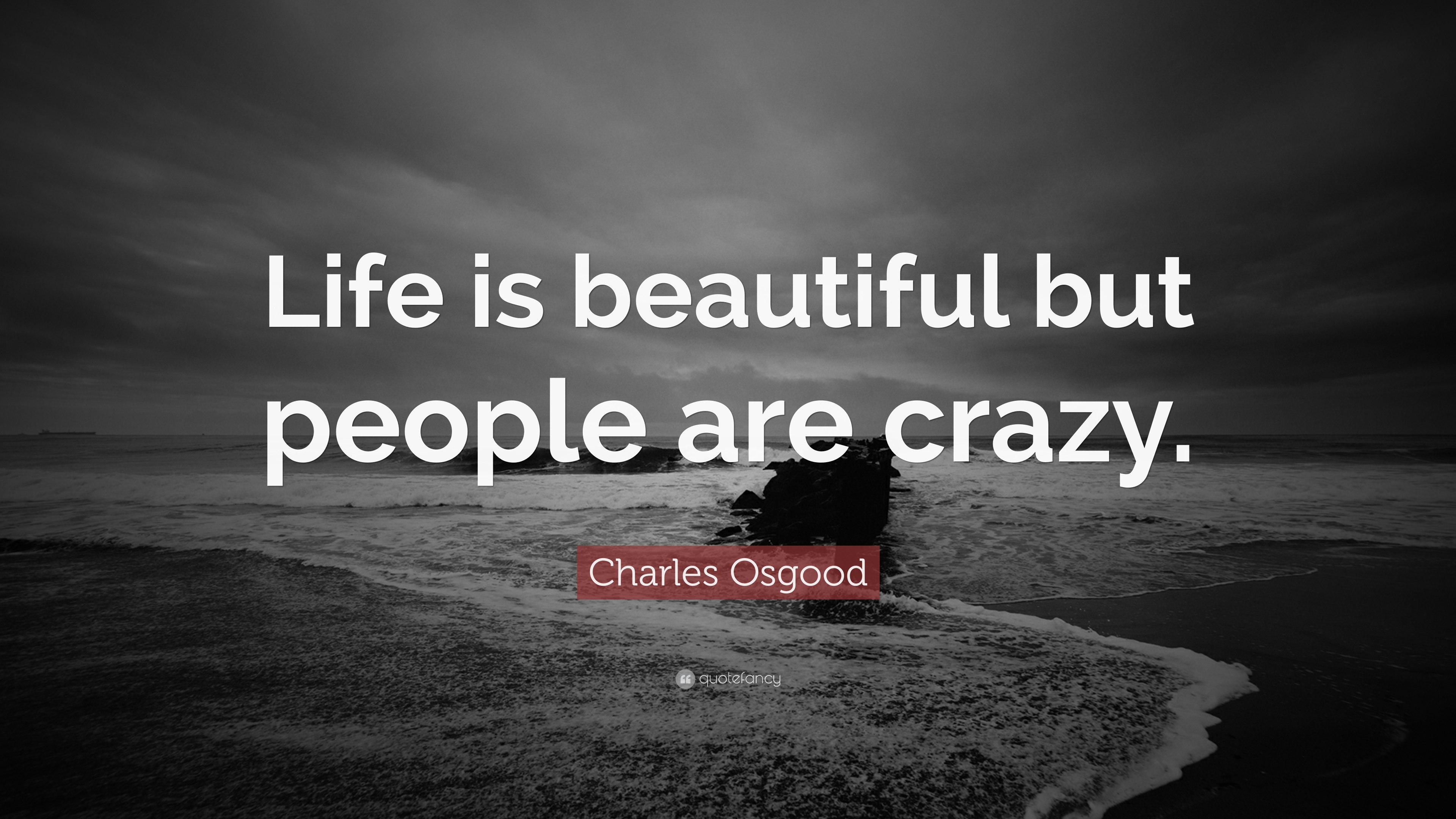 Charles Osgood Quotes (13 Wallpapers)