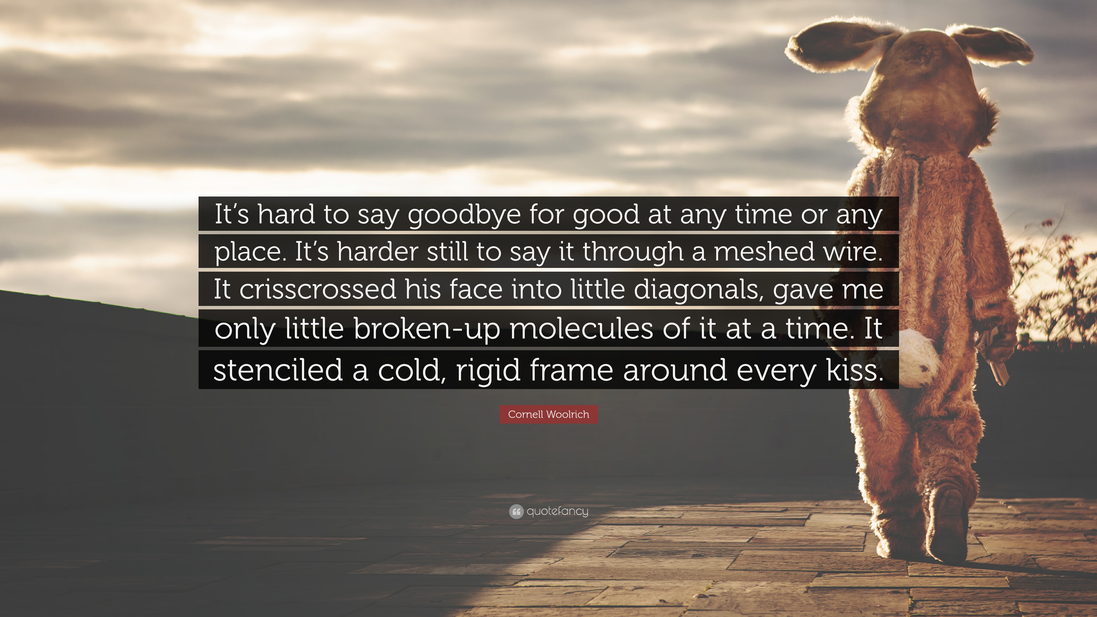 50+ Hard To Say Goodbye To A Friend Quotes