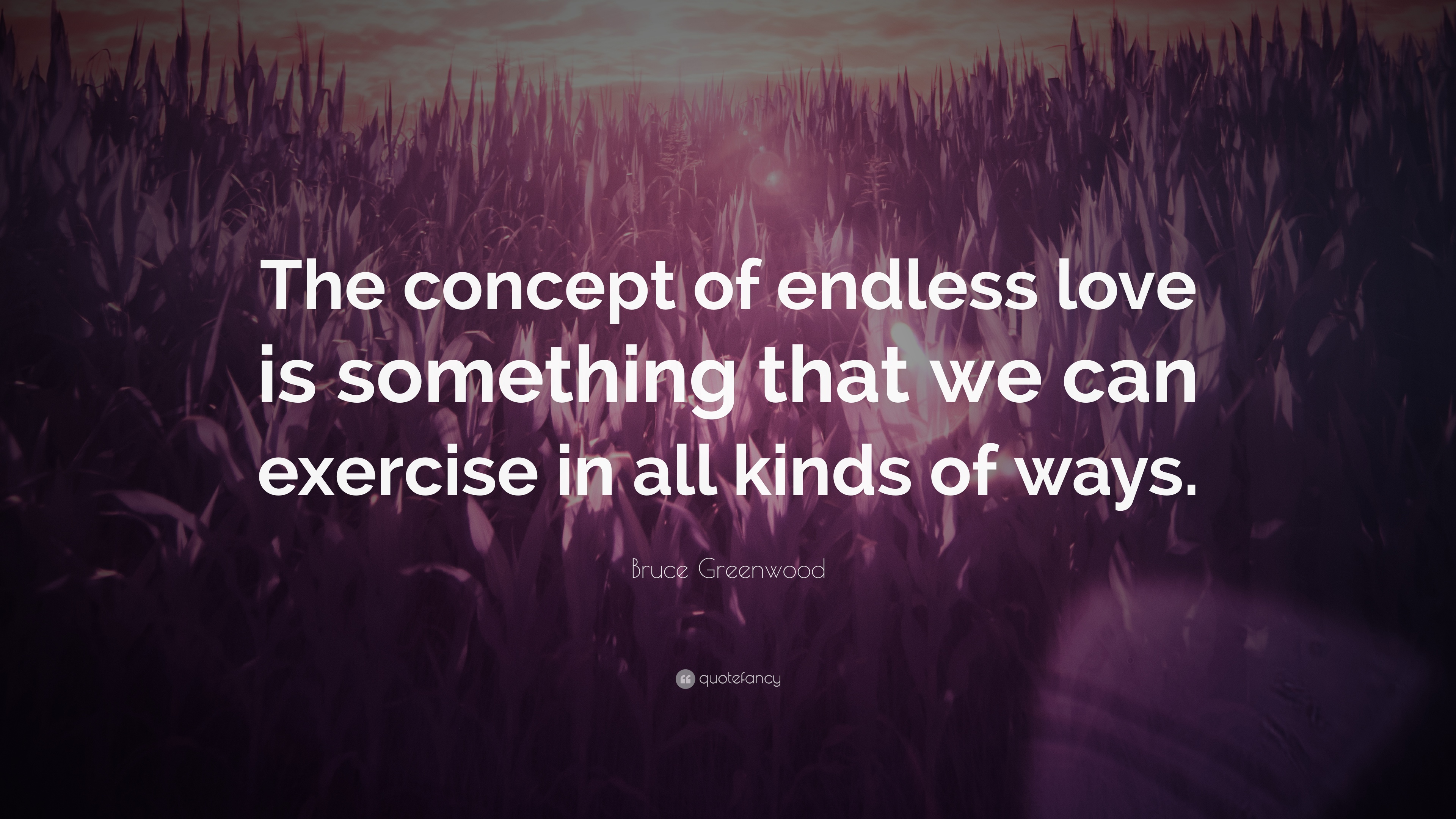 Endless Love Quotes Extraordinary Bruce Greenwood Quotes 11 Wallpapers  Quotefancy