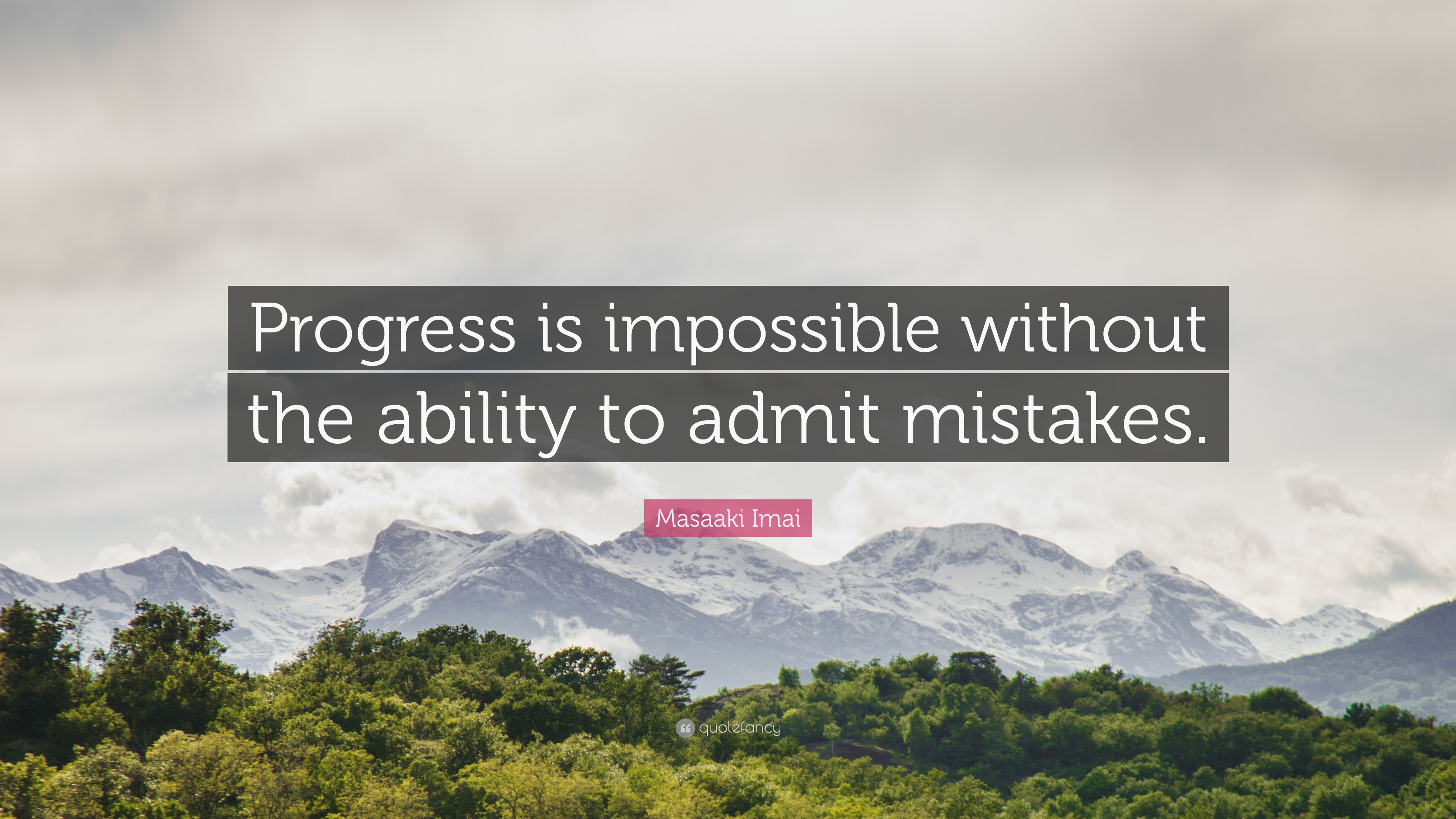 The ability to admit mistakes is a vital component of happiness 4