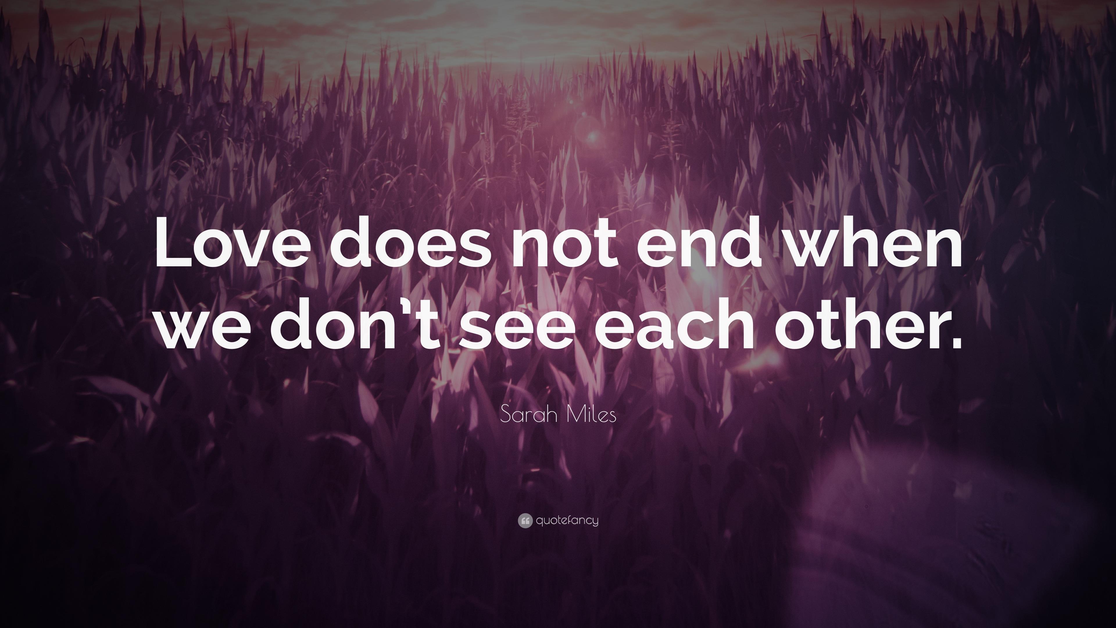 love miles quotes